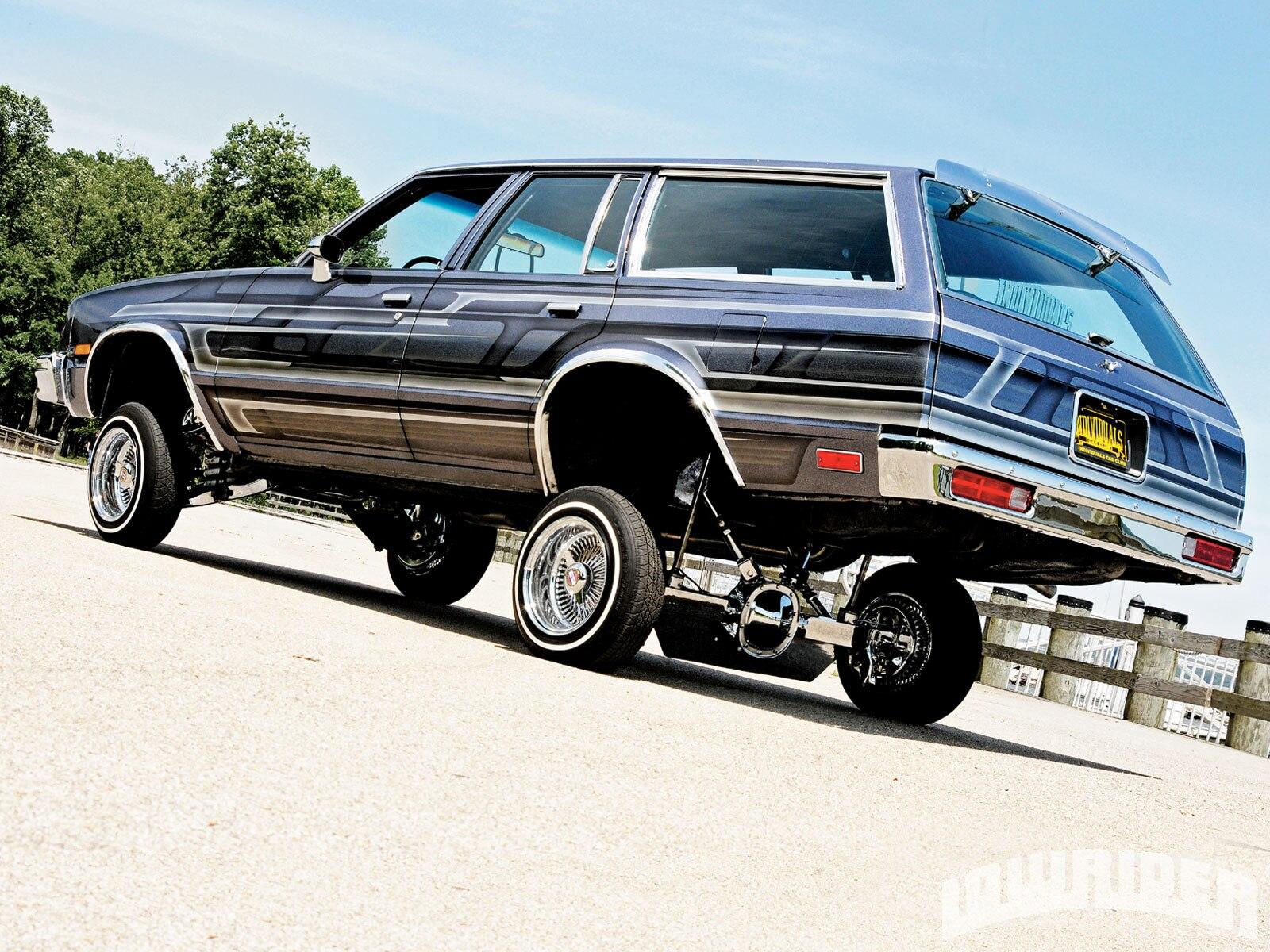 1982 Chevrolet Malibu Classic Station Wagon - Lowrider Magazine