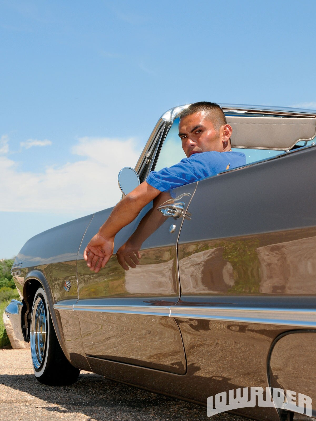 Boyz N The Hood Impala...