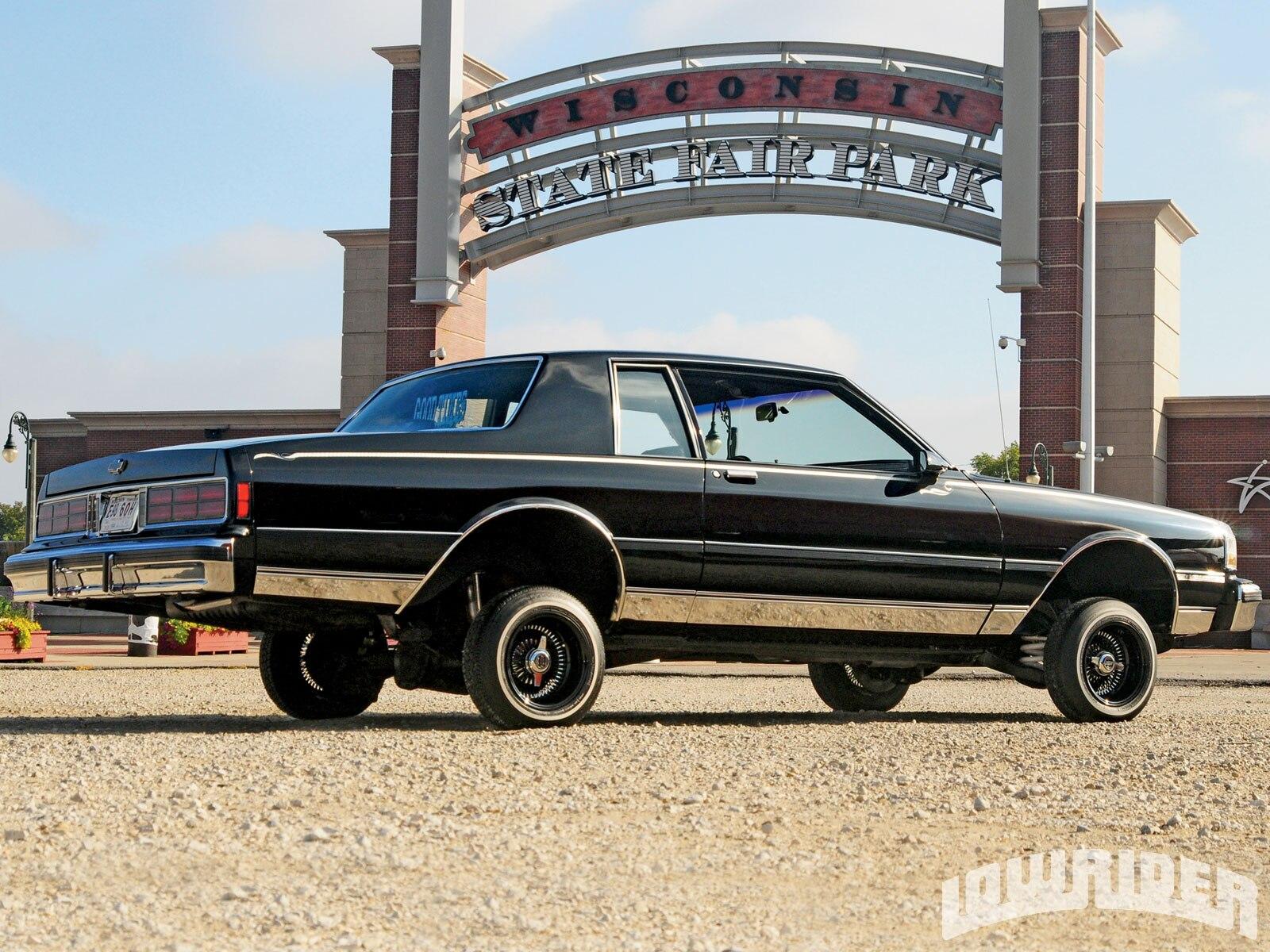 1987 Chevrolet Caprice - Lowrider Magazine