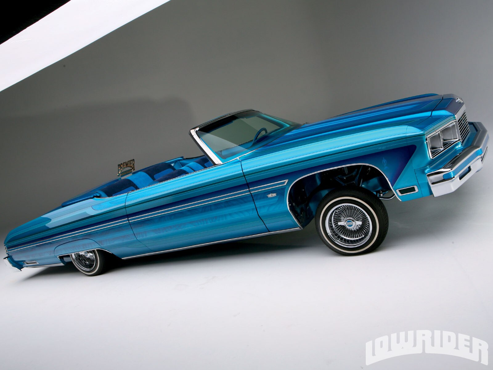 Hang Photos From Wire 1975 Chevrolet Caprice Lowrider Magazine