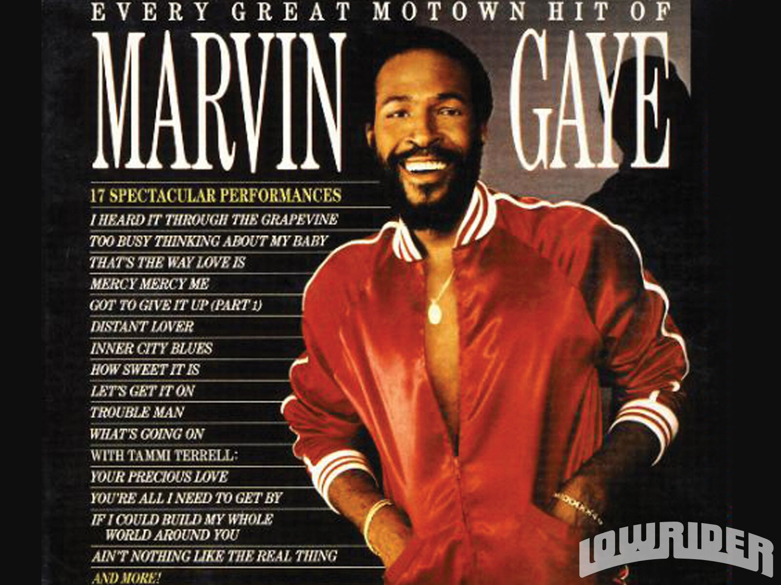 all songs by marvin gay