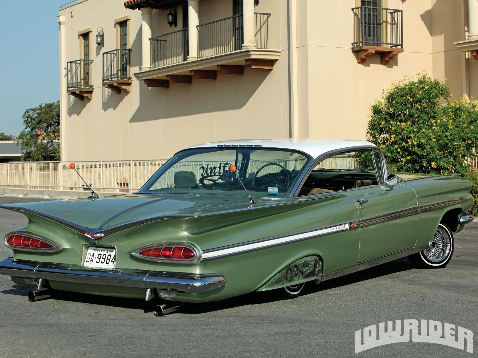 Lowrider Miami >> 1959 Chevrolet Impala - Lowrider Magazine