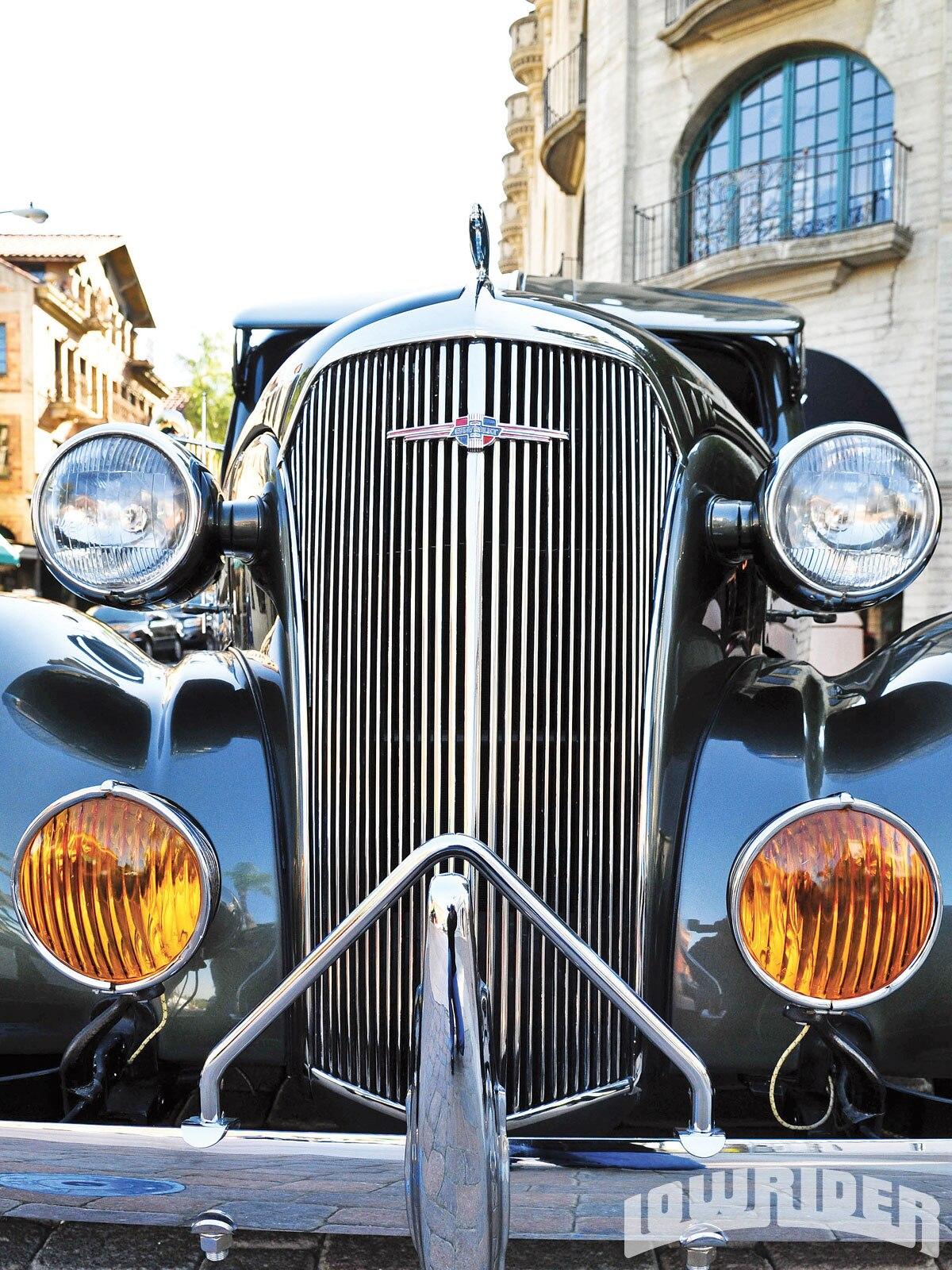 1937 Chevrolet Righthand Drive - Original Gangster ...