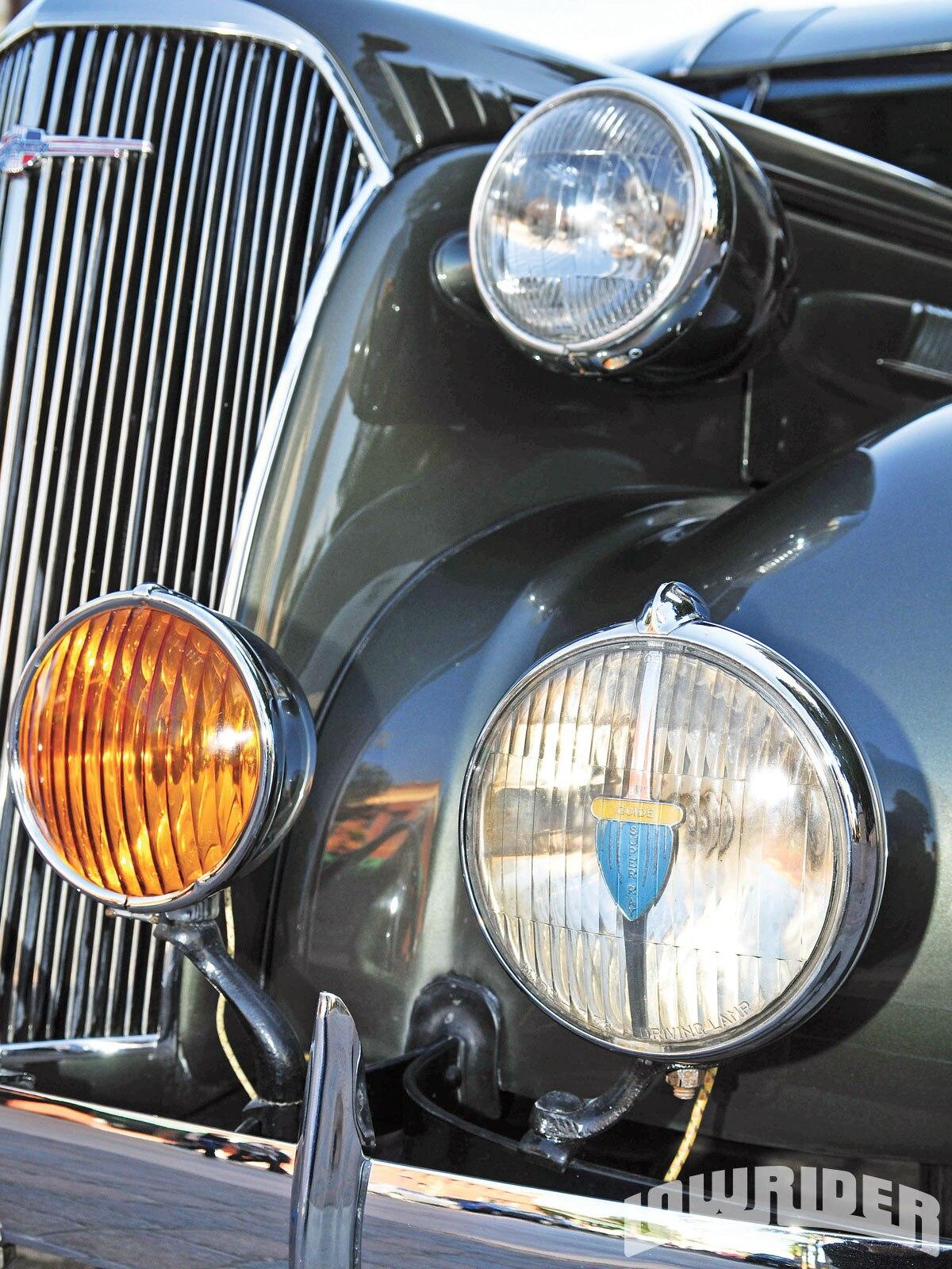 1937 Chevrolet Righthand Drive Original Gangster