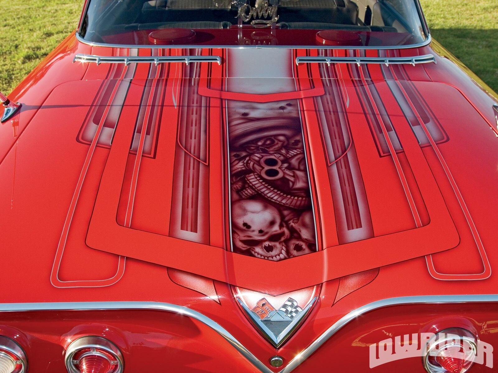 lrmp_1008_01_o-1961_chevrolet_impala-hood_paint4