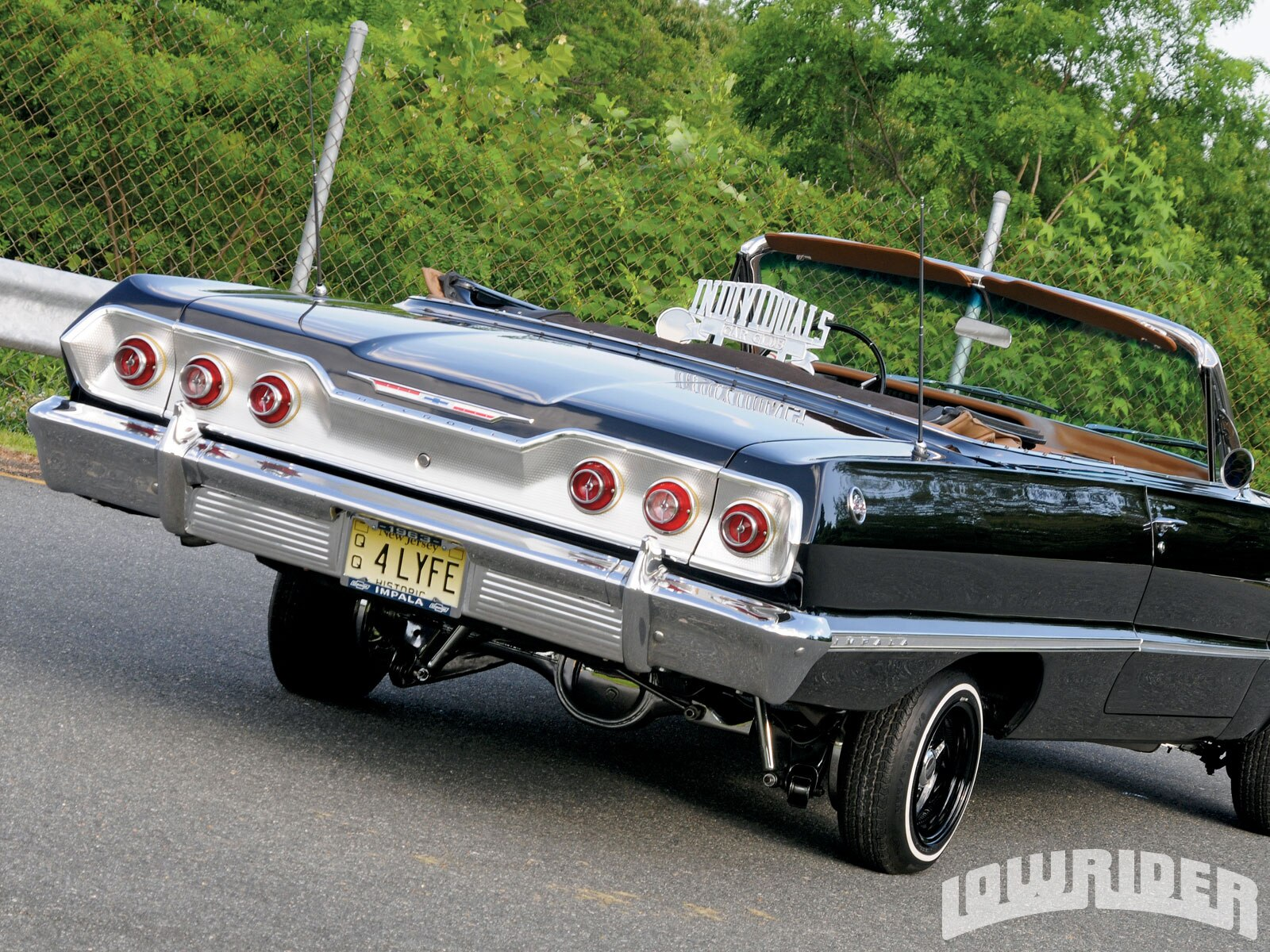 1963 chevrolet impala ss convertible lowrider magazine. Black Bedroom Furniture Sets. Home Design Ideas