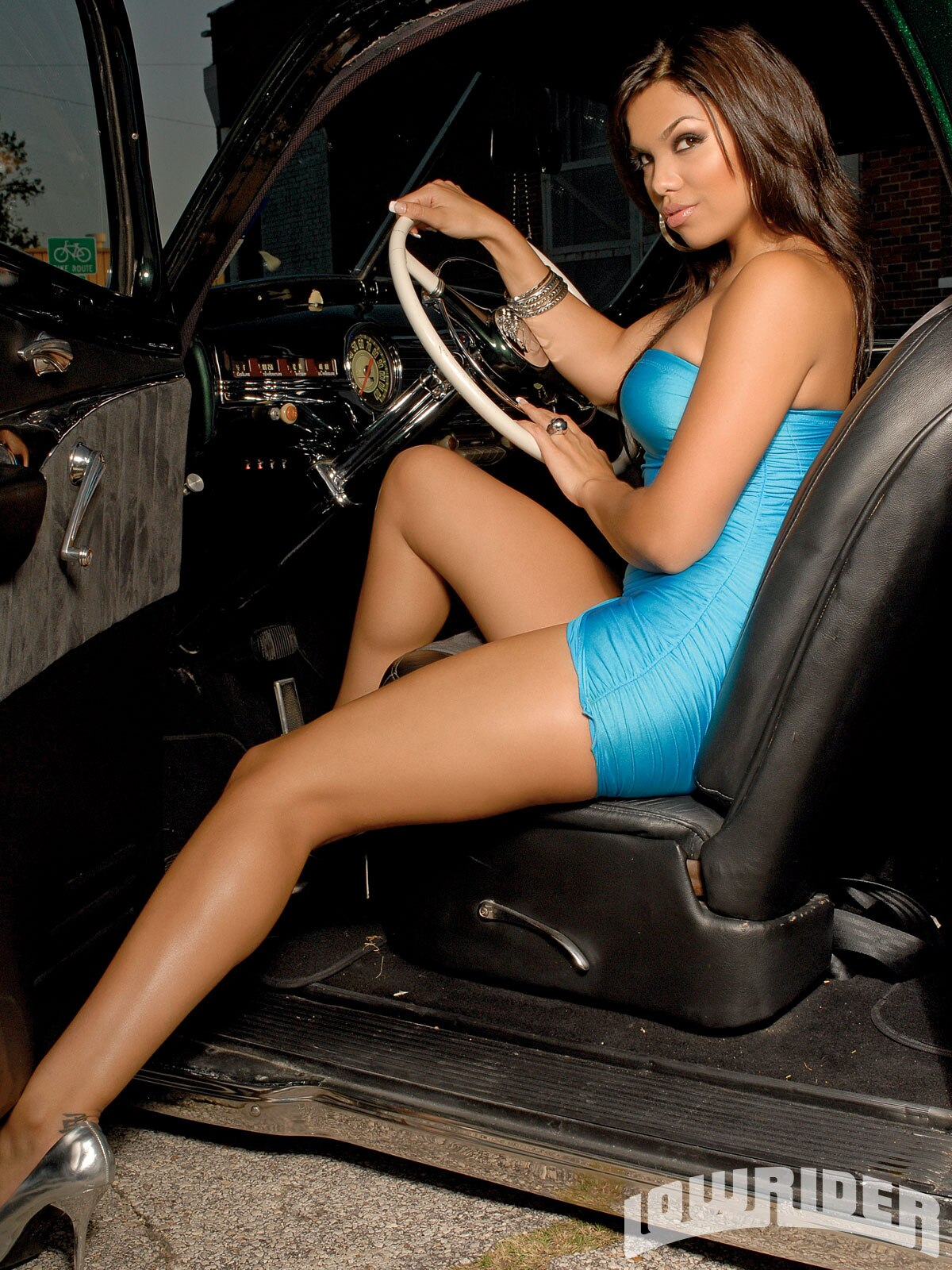 Paola Lowrider Girls Model - Lowrider Girls Magazine