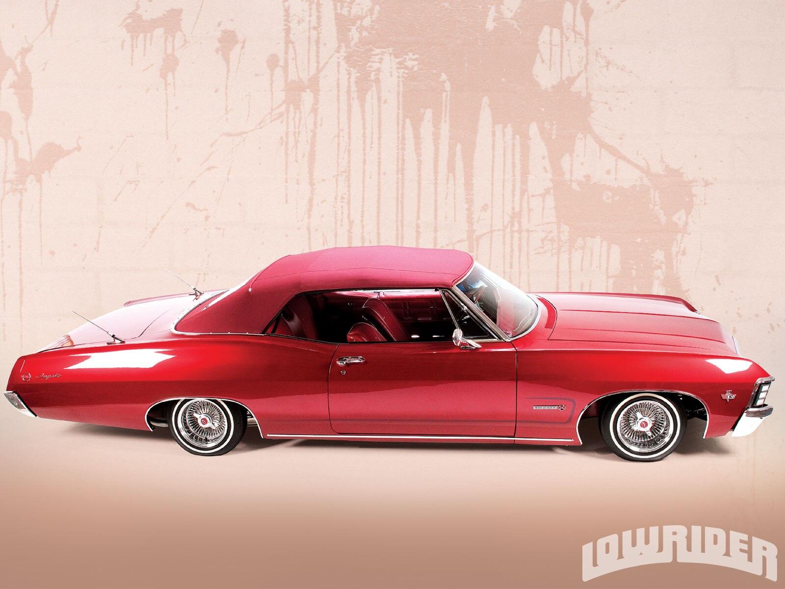 1967 Chevrolet Impala Lowrider Magazine
