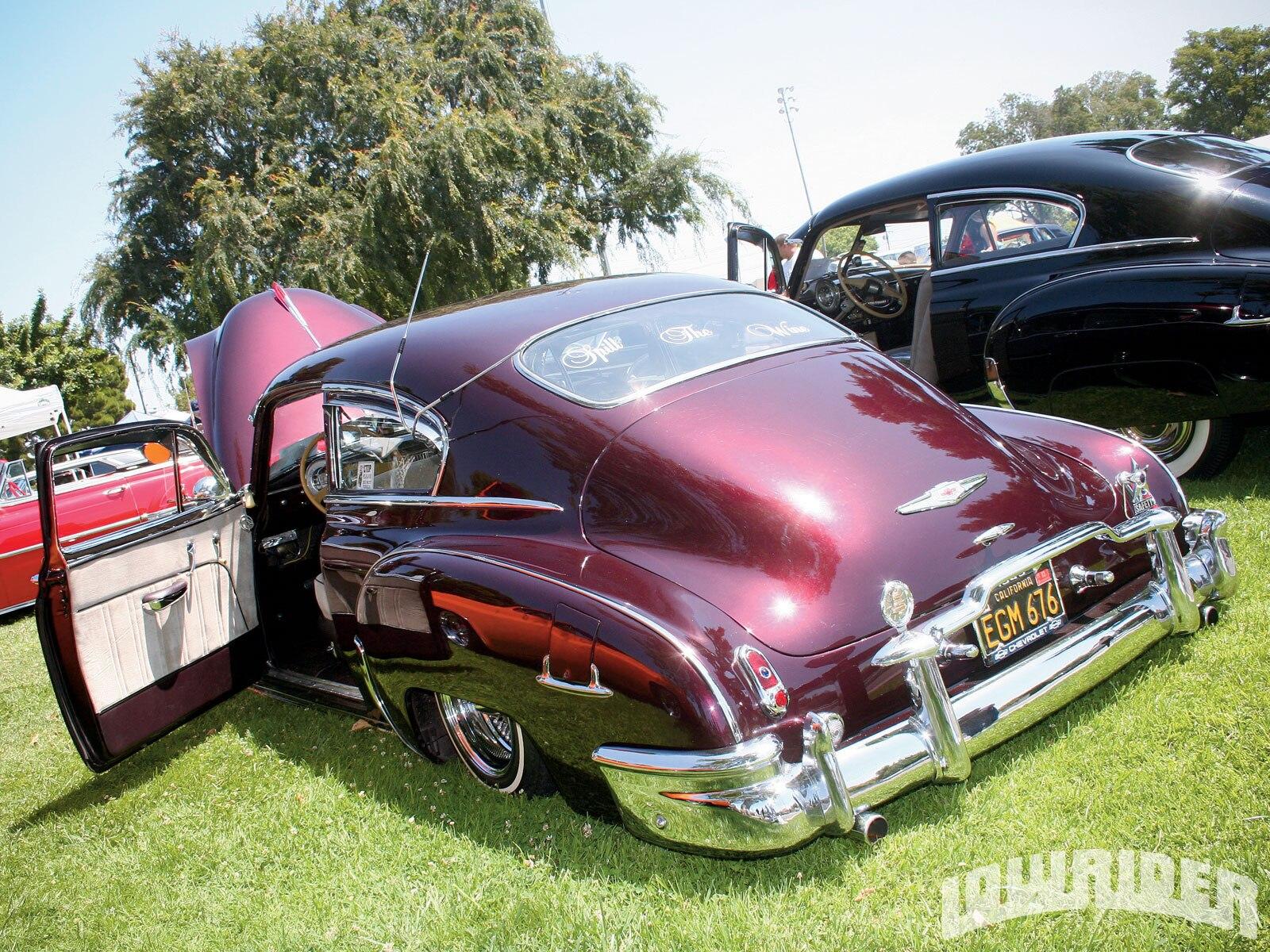 Lrmp O Klique Car Show Classic Lowrider Lowrider