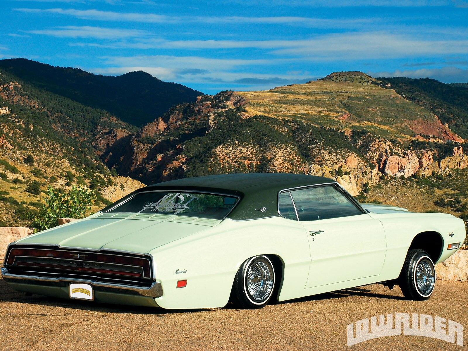 1971 Ford Thunderbird - Lowrider Magazine
