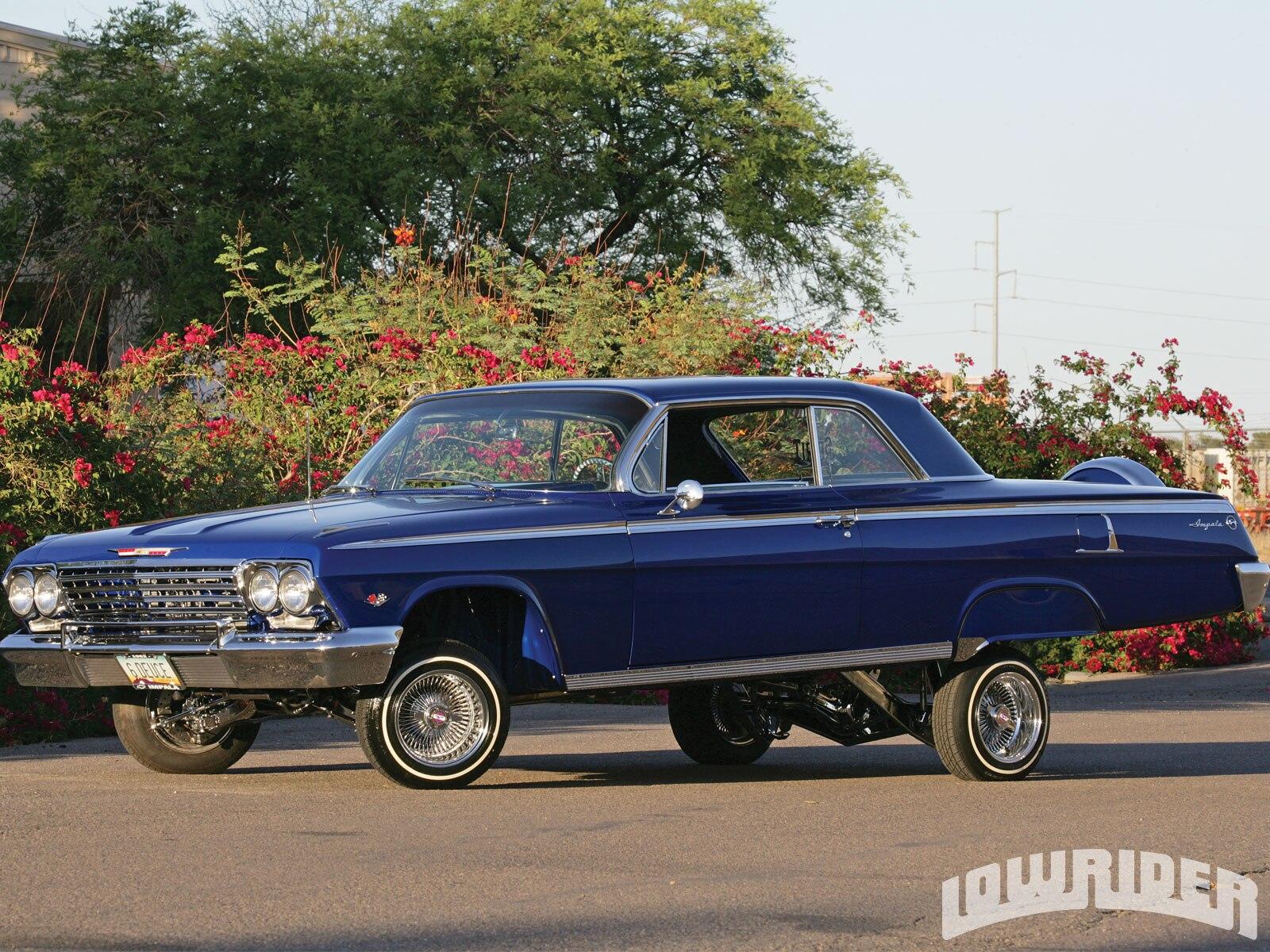 1962 Chevrolet Impala Lowrider Magazine