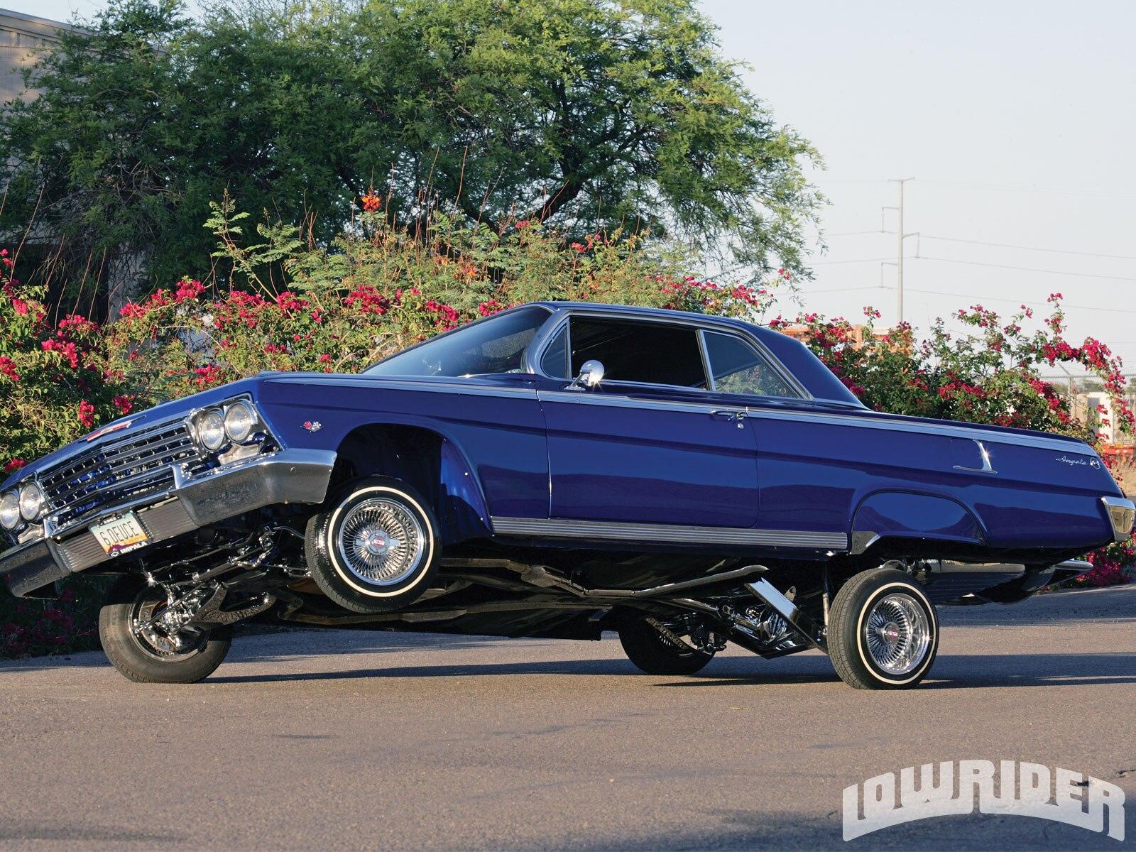 1964 Chevy Impala w/ Hydraulics |Impala Hydraulics