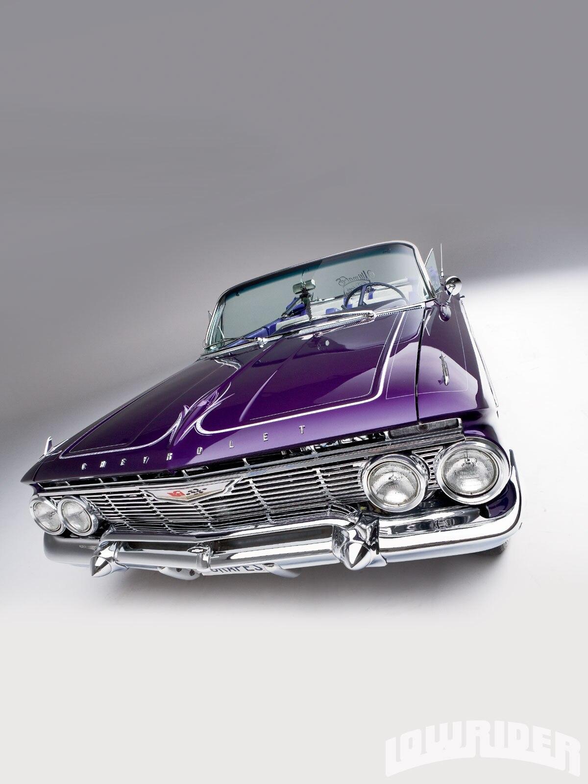 1961 Chevrolet Impala  Lowrider Magazine