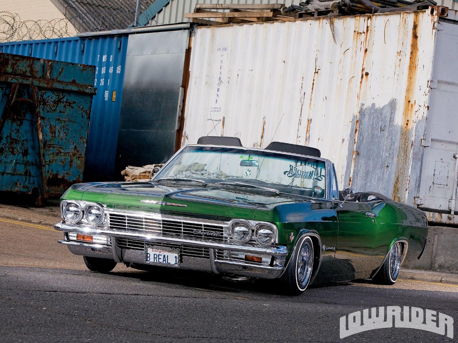 1104 Lrmp 1965 Chevrolet Impala