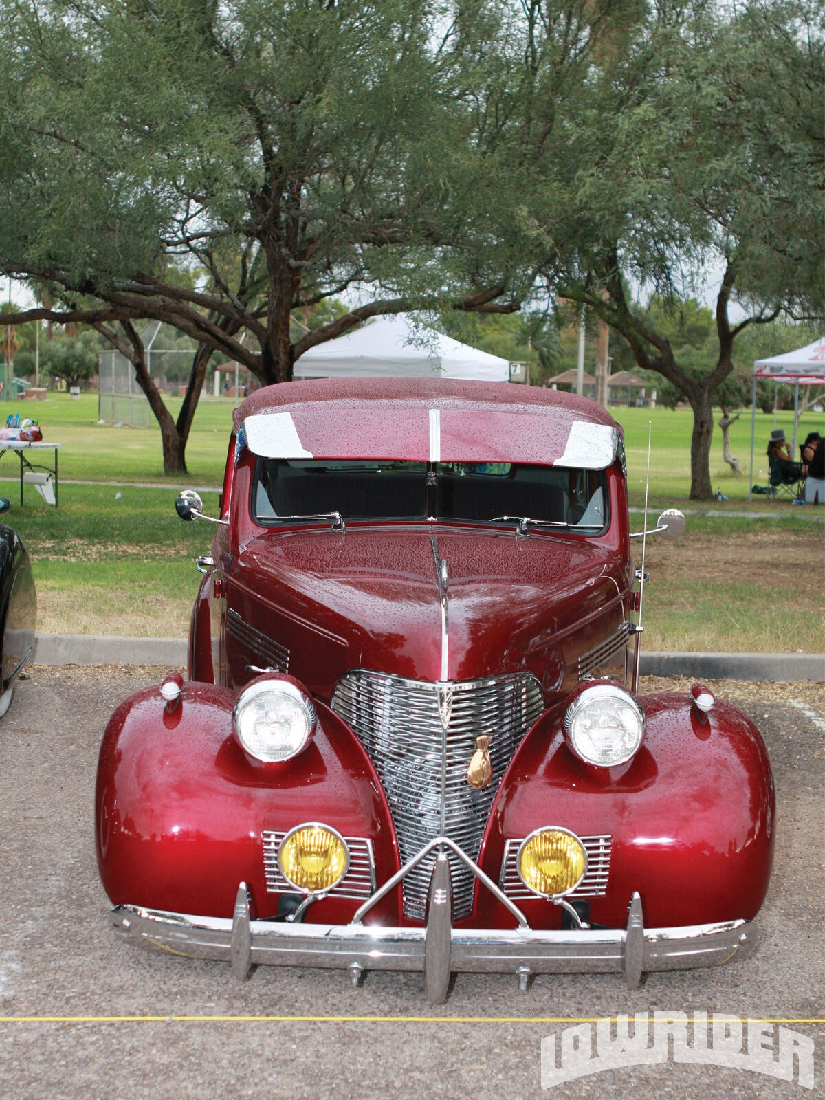 Old Memories Car Club Tucson Chapter Picnic