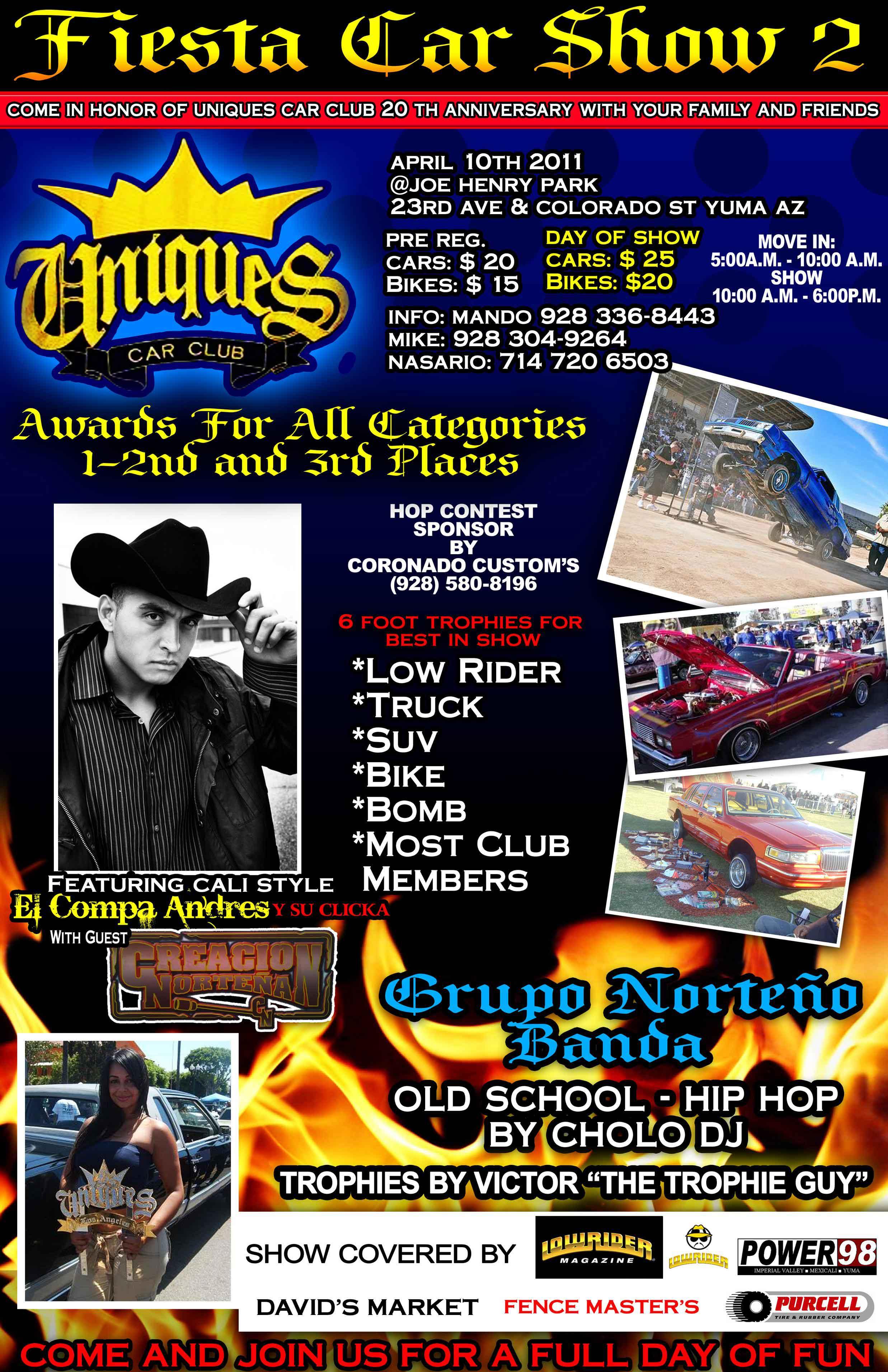 lrmp_1103_01_o-uniques_car_club_fiesta_car_show_2-flyer2