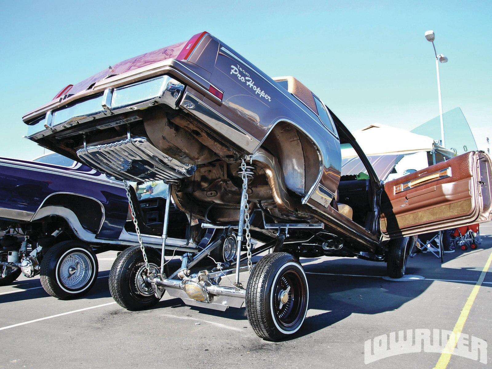 Lowrider Miami >> Santana Car Club Car & Bike Show - Lowrider Magazine