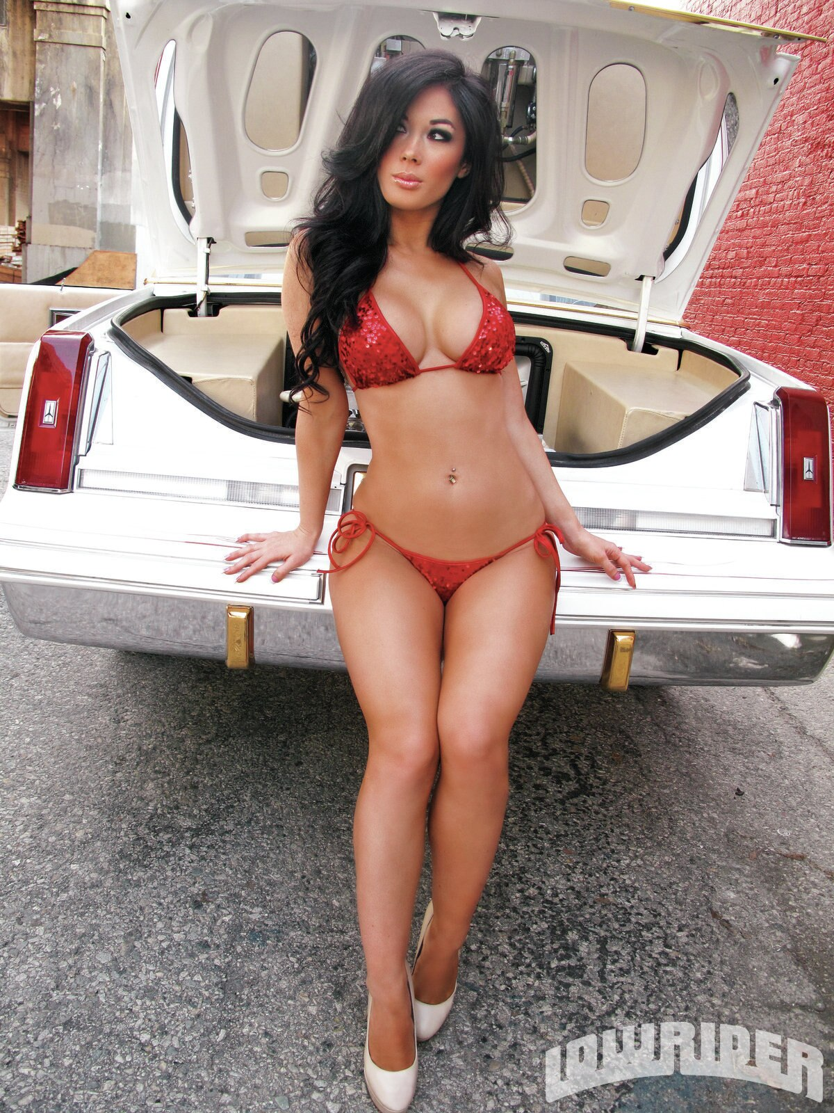 Think, that Nude lowrider model pics