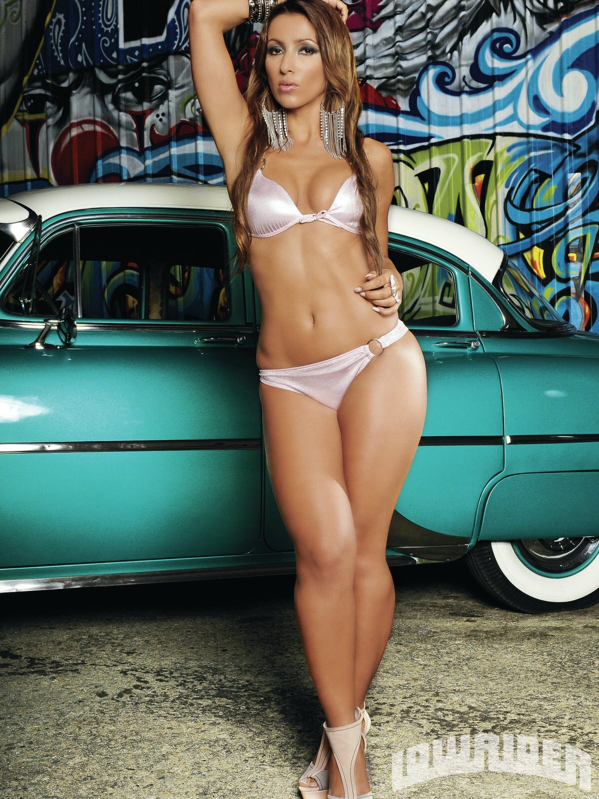 Tell Nude lowrider model pics
