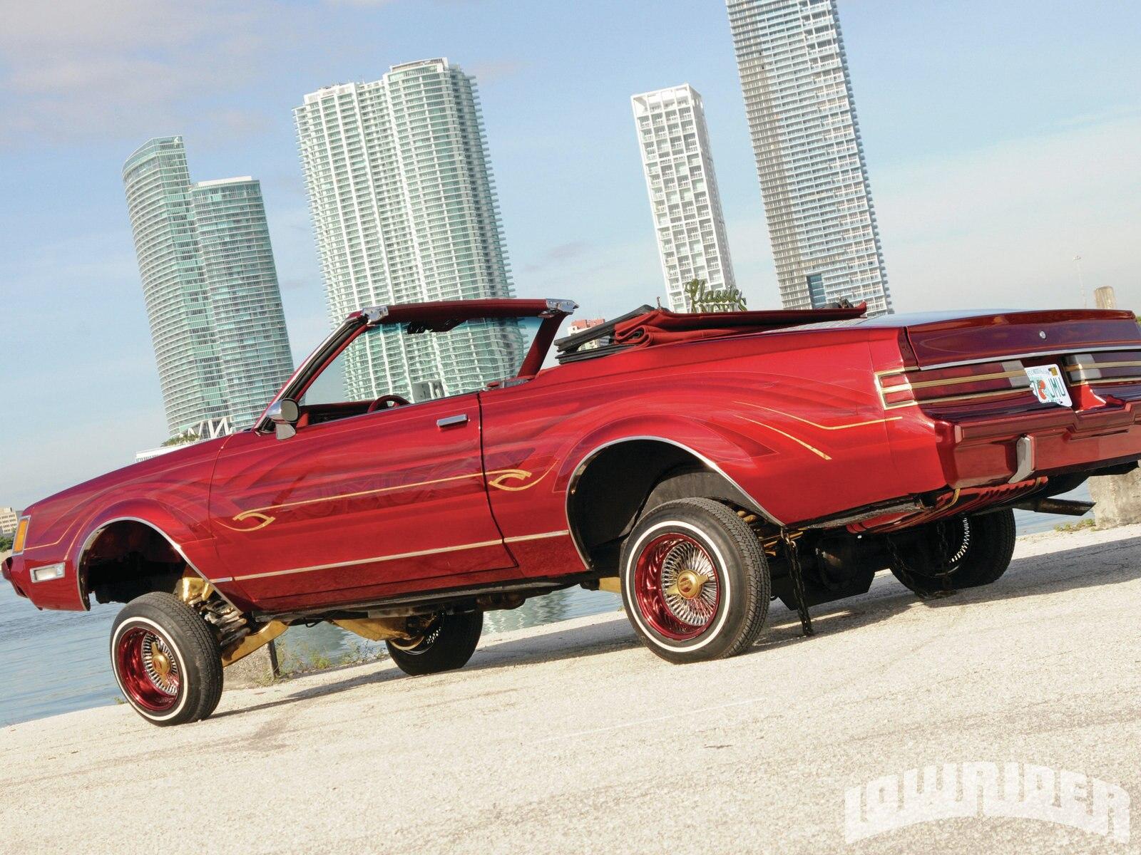 Lowrider Miami >> 1985 Buick Regal - Lowrider Magazine