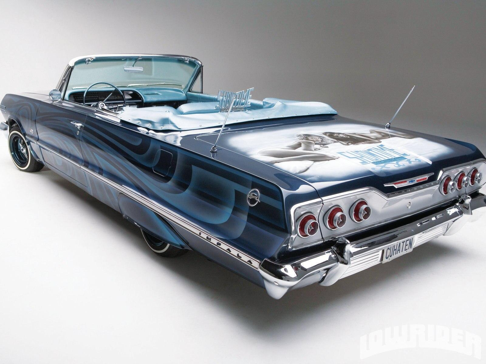 Lowrider Wallpaper Impala 63