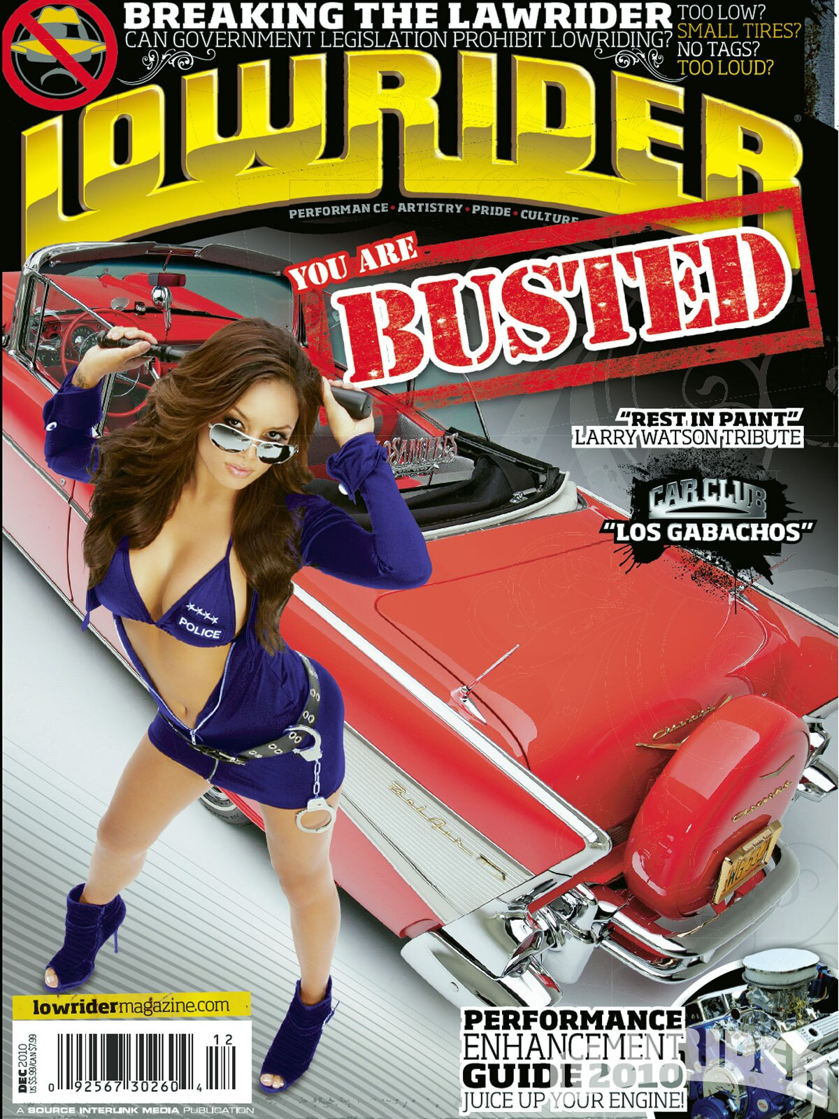 Justene Jaro Lowrider Girls Model Lowrider Girls Magazine