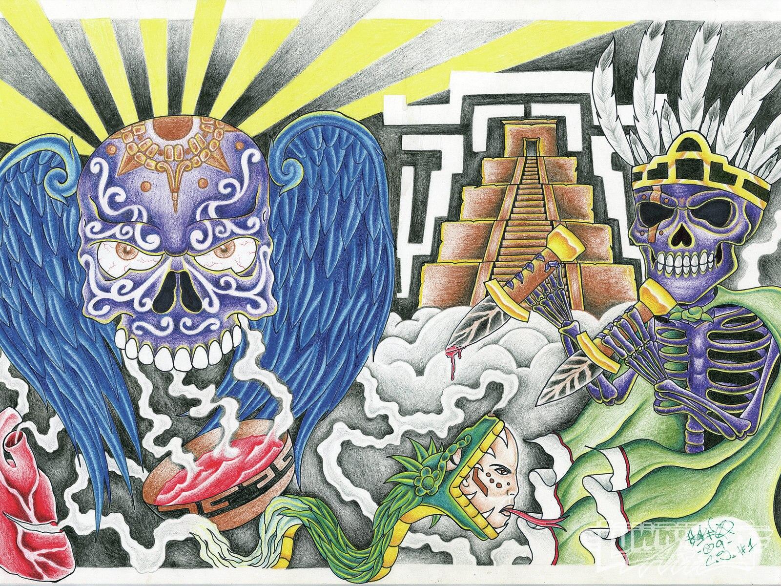 Color art magazine - 5 26