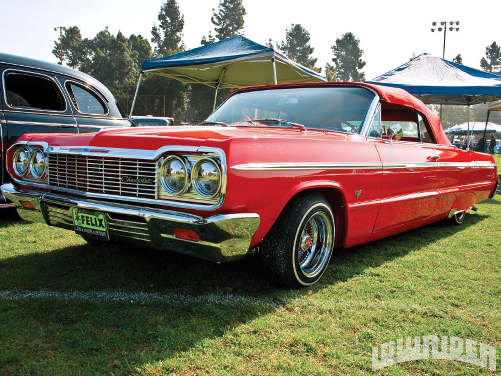 2nd Annual Greenspan\'s Classic Car Show - Lowrider Magazine