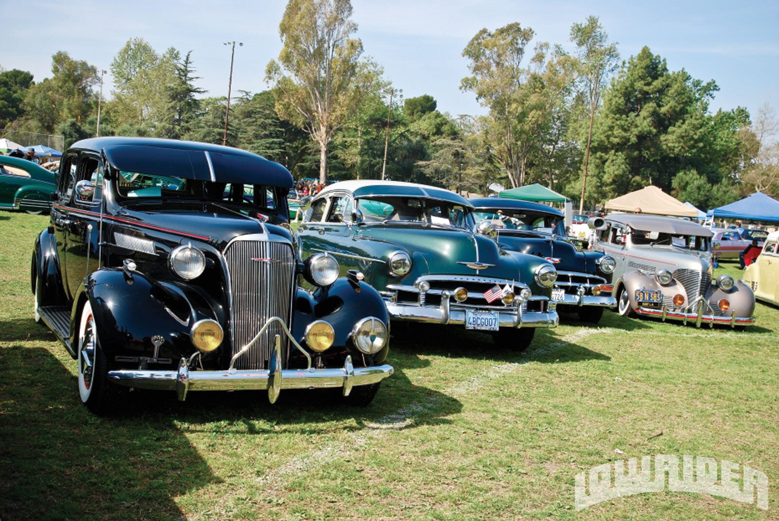 2nd Annual Greenspan\'s Classic Car Show - Lowrider Magazine