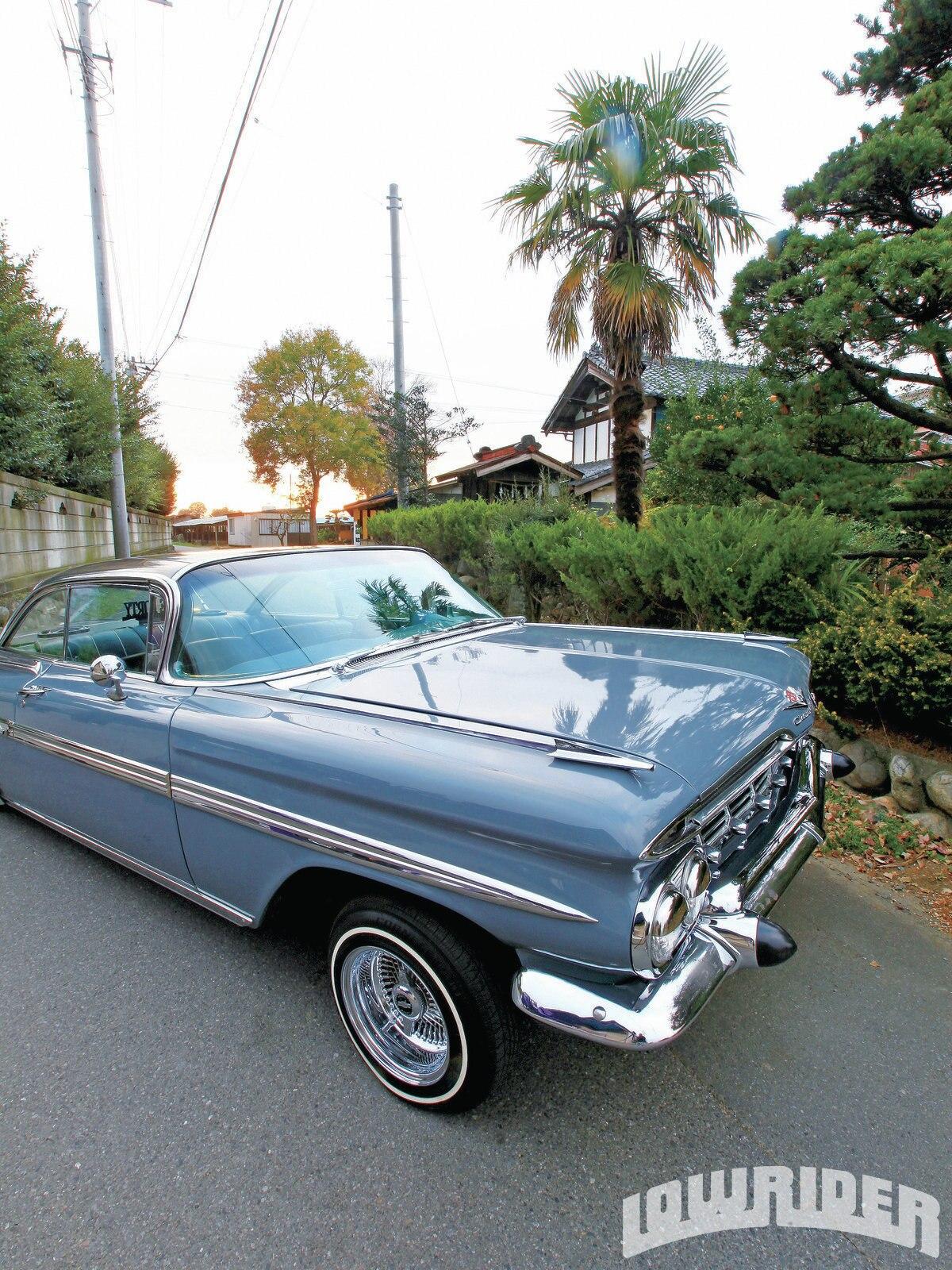Lrmp O Lowrider On The Blvd Impala