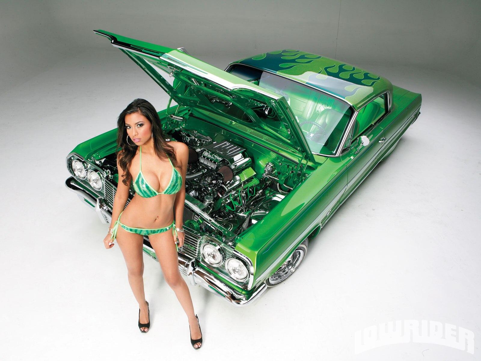Girls lowrider nude magazine