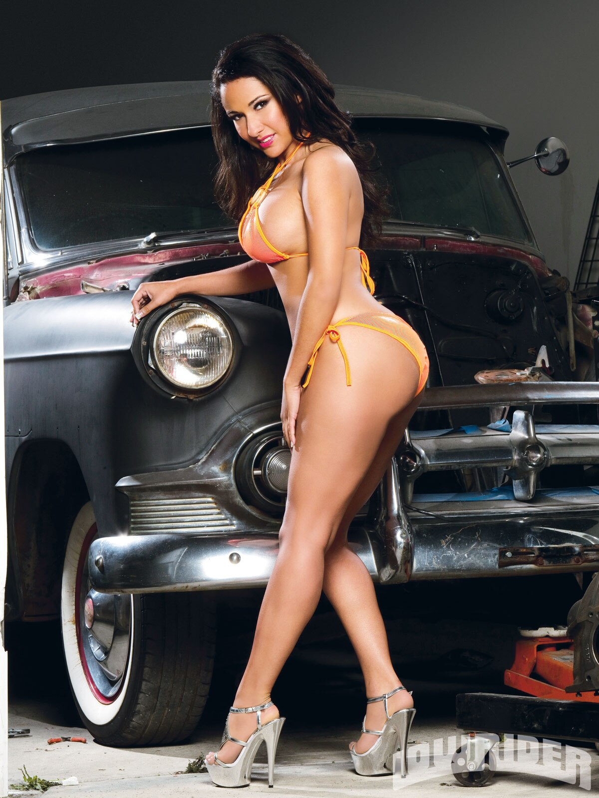 Realize, told... lowrider girls models