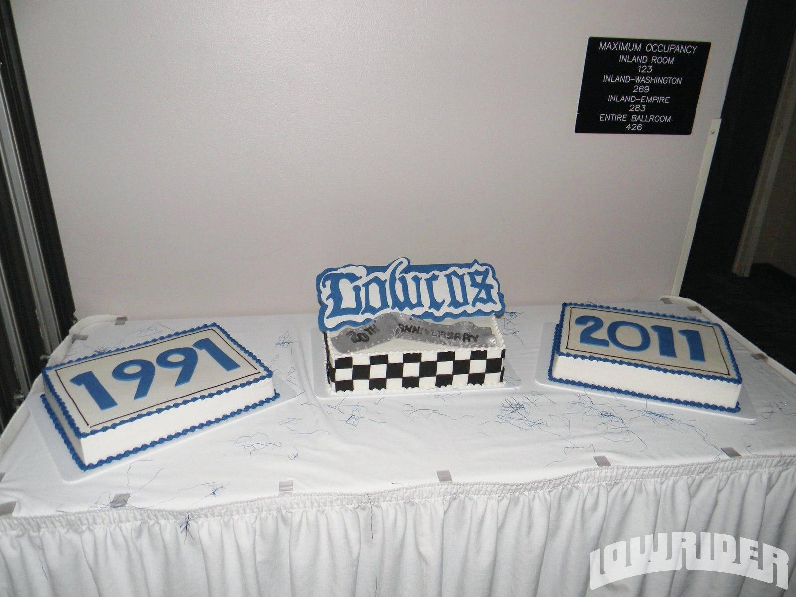 Lowcos Car Club 20th Anniversary Lowrider Magazine