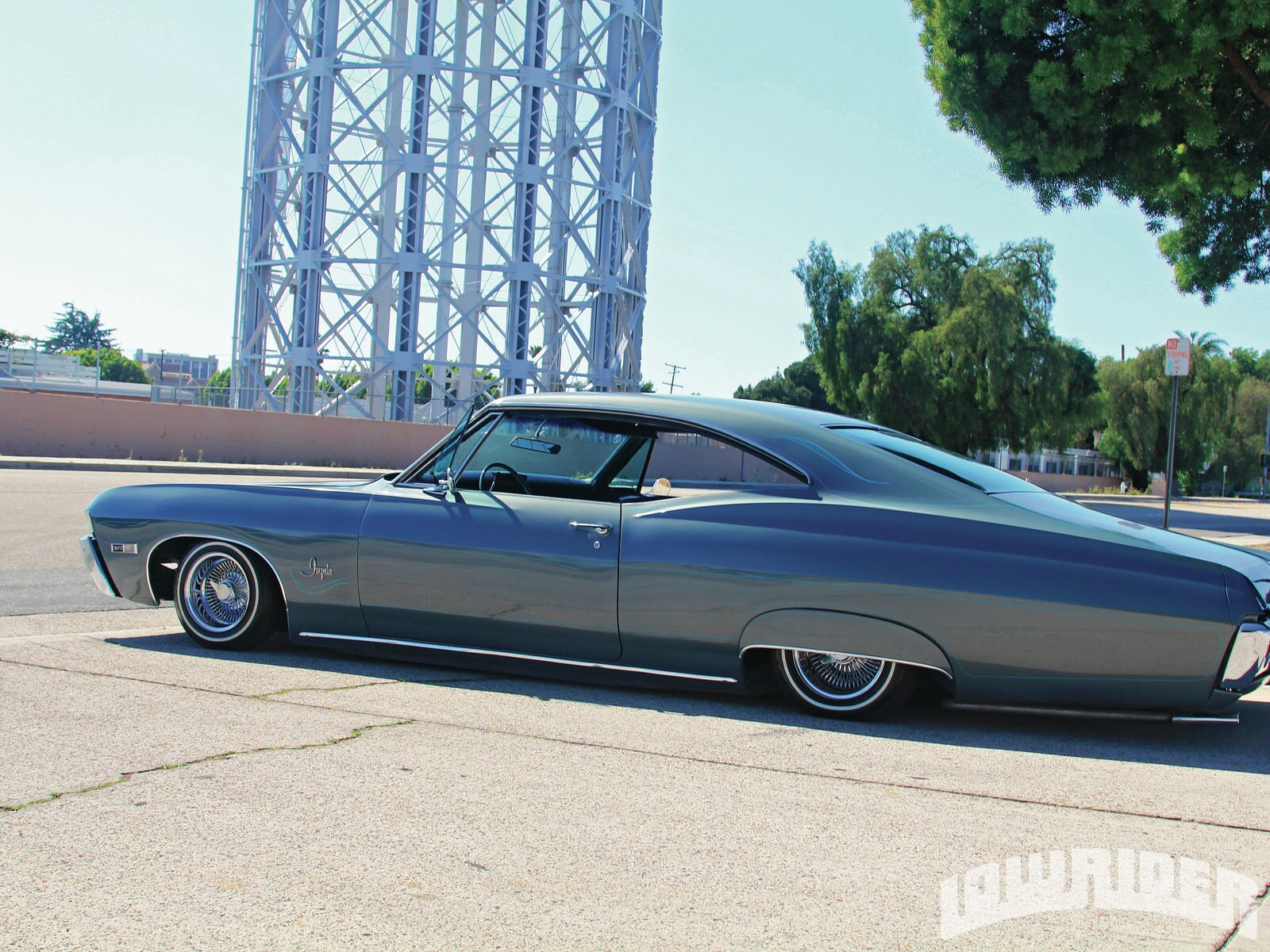 On The Blvd Lowrider Magazine