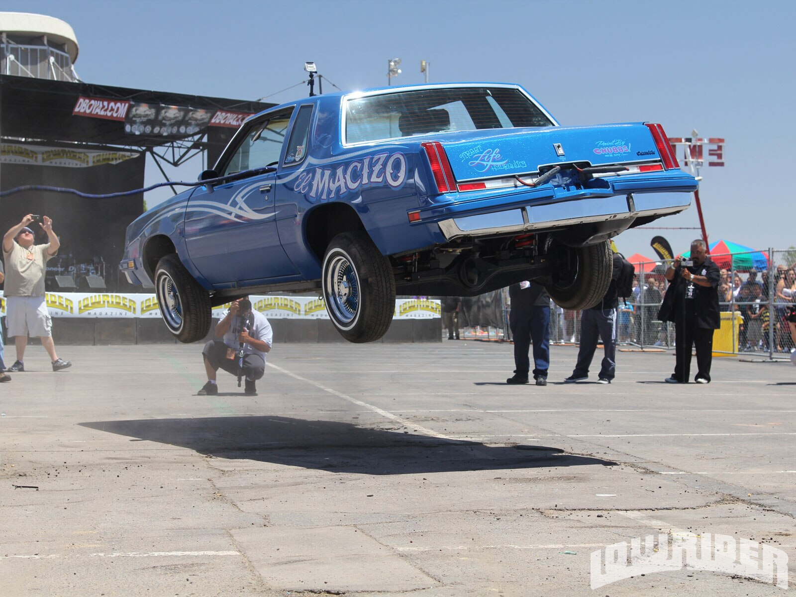 Cars With Hydraulics: 2011 Lowrider Tour