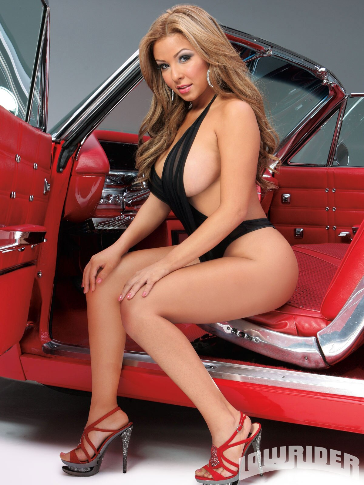Faviola Amor Lowrider Girls Model Lowrider Girls Magazine