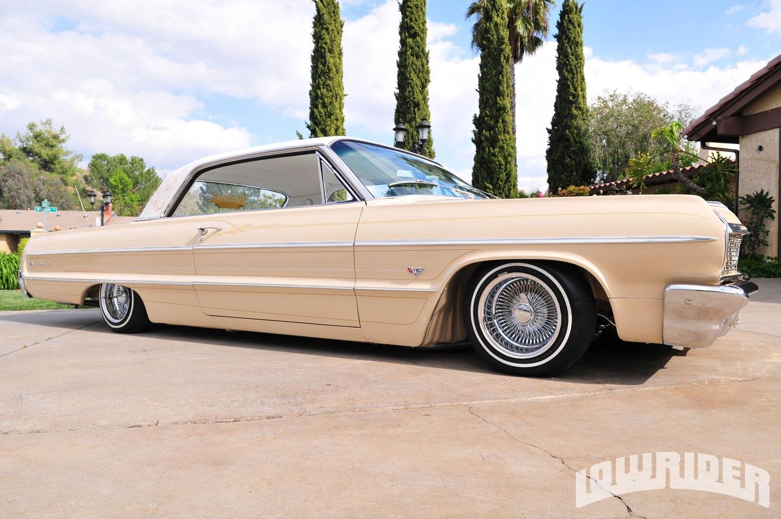1964 Chevrolet Impala - Lowrider Magazine