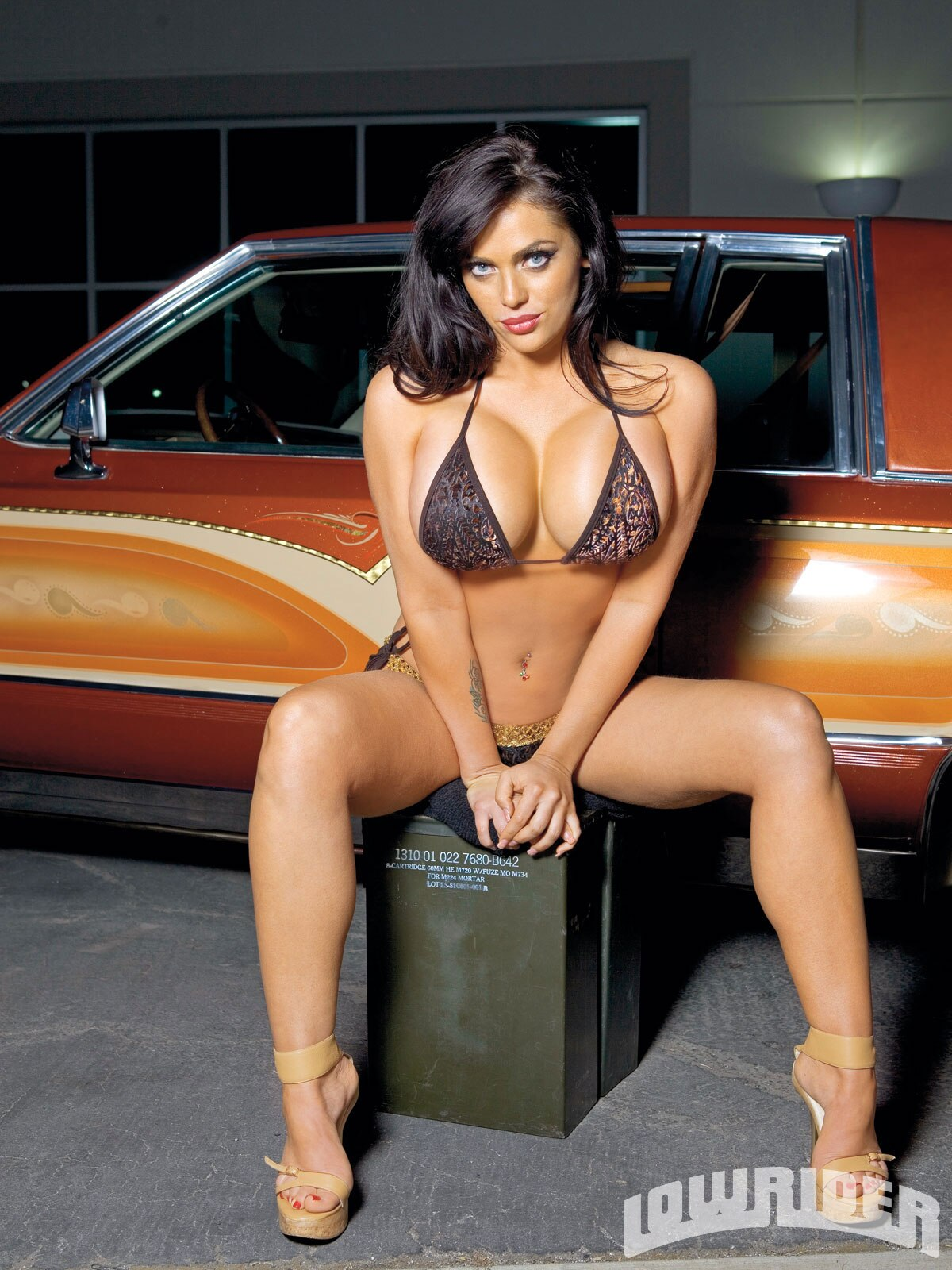 low rider magazine girls nude