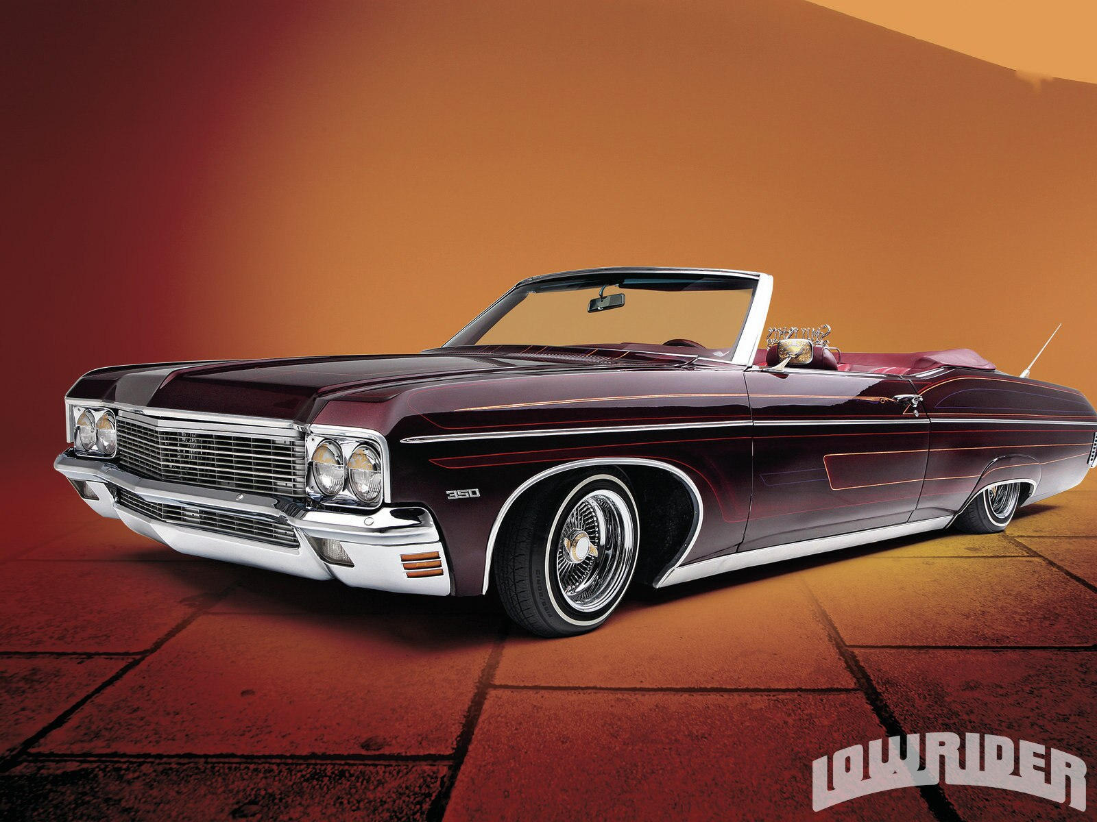 Lowrider Miami >> 1970 Chevrolet Impala Convertible - Lowrider Magazine