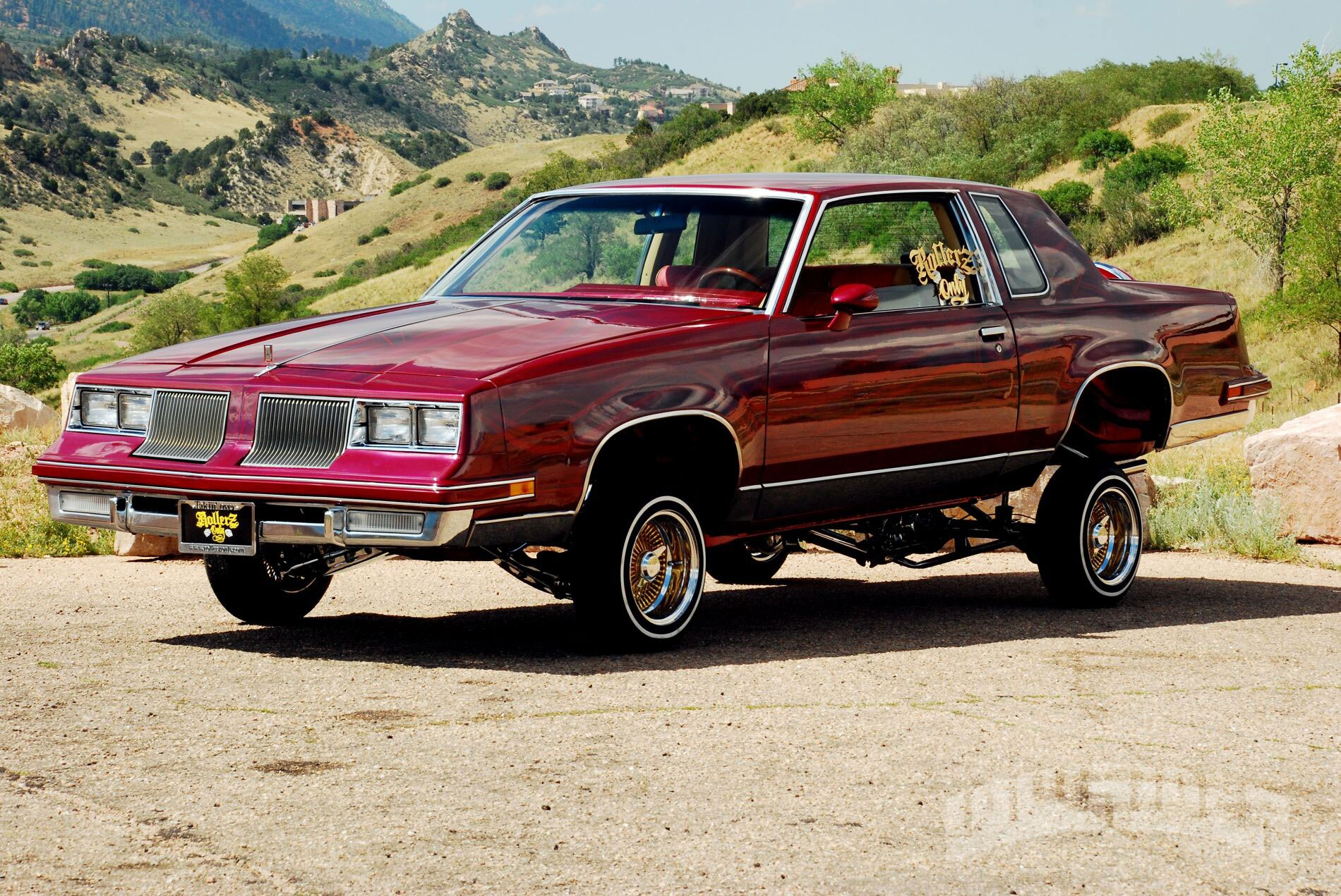 1983 Oldsmobile Cutlass Lowrider Magazine