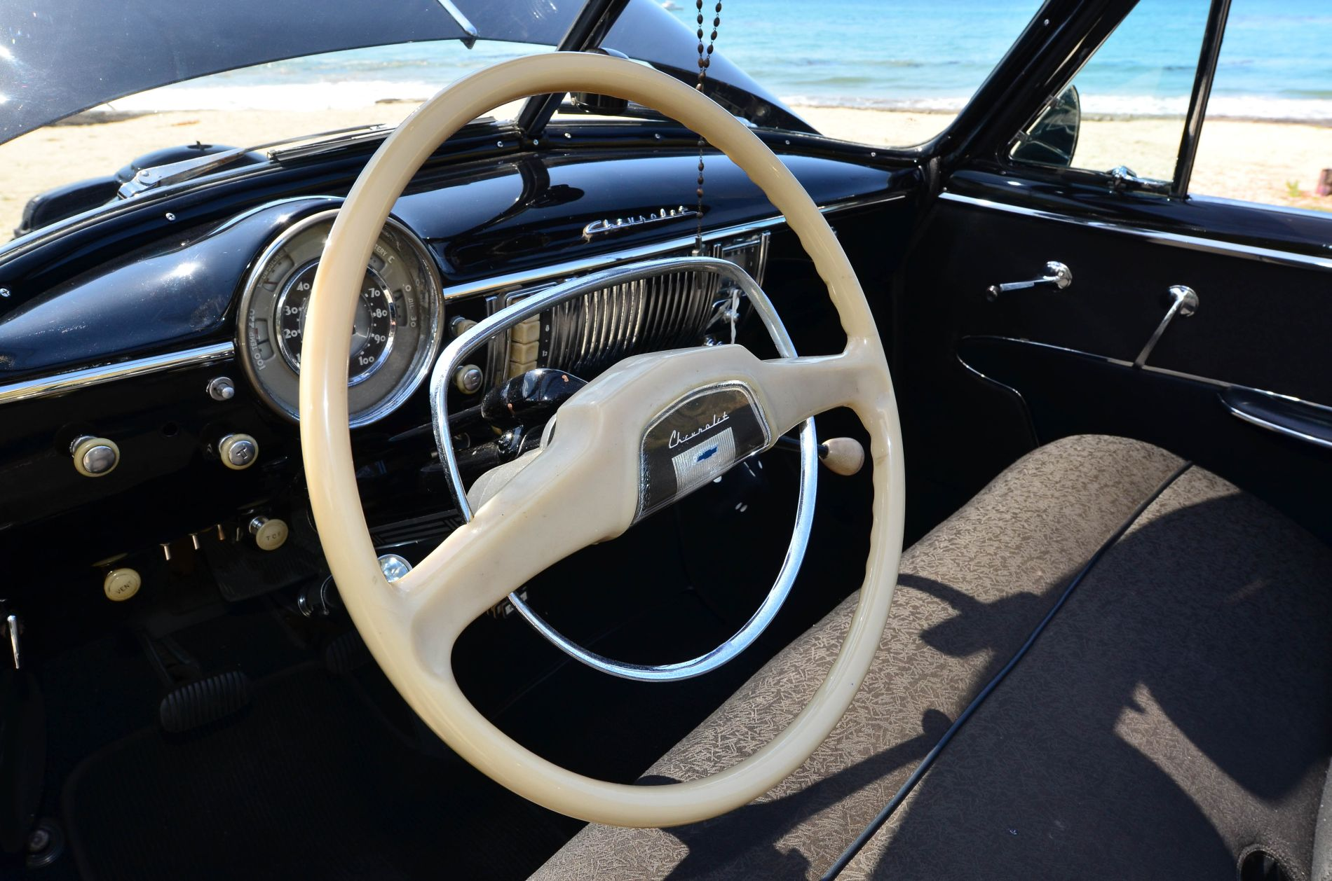 Lrmp O Chevrolet Convertible Steering Wheel