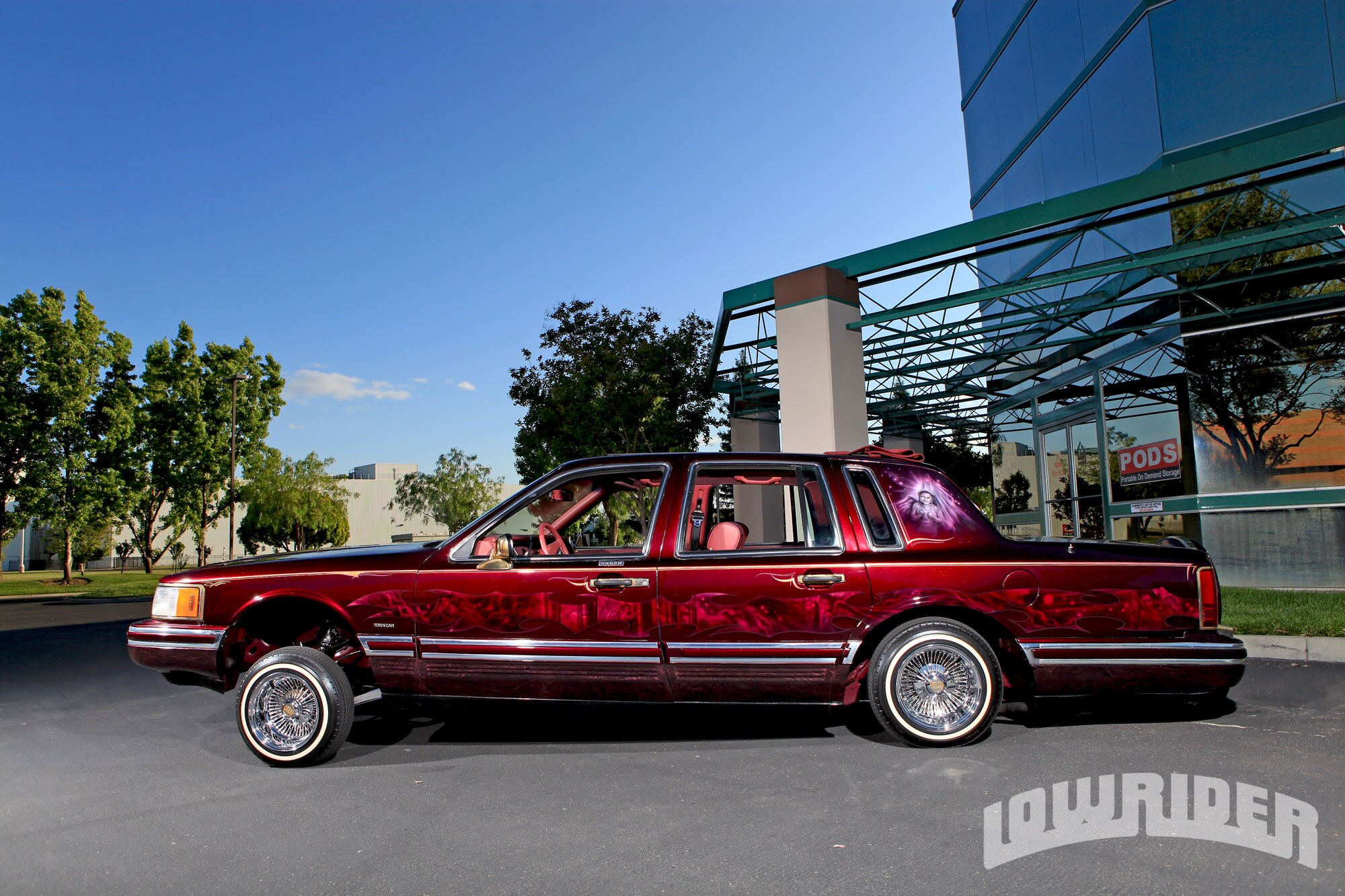 1994 Lincoln Town Car Lowrider Magazine