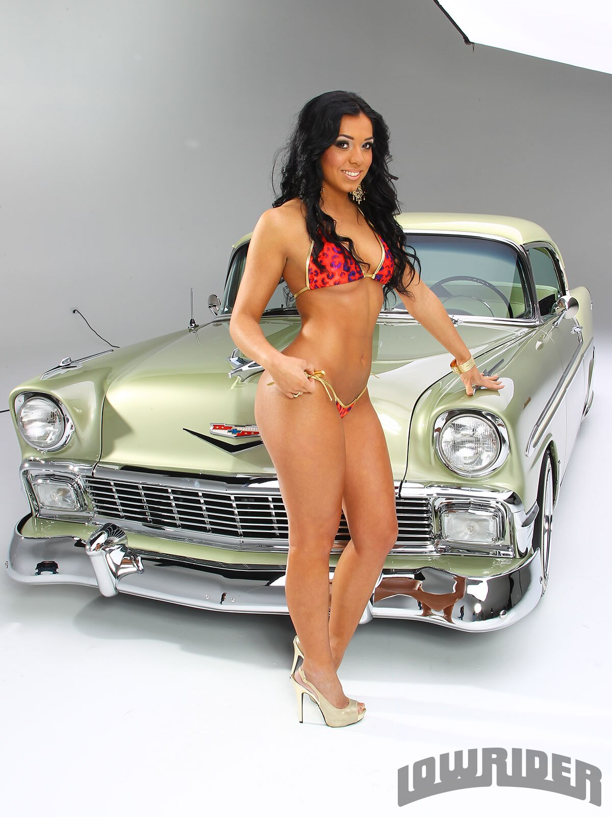 The lowrider girls models