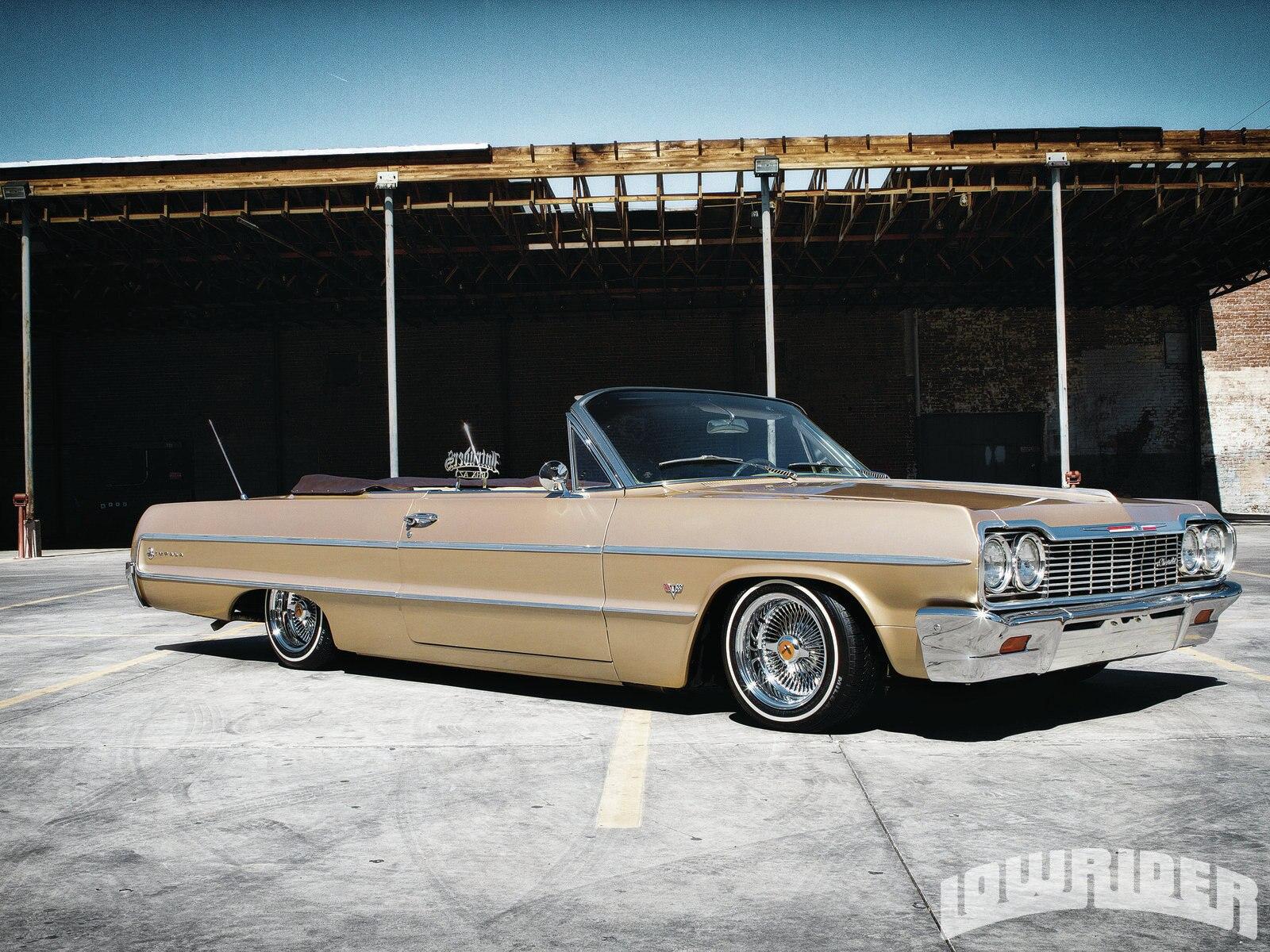 1964 Chevrolet Impala Lowrider Lowrider Magazine
