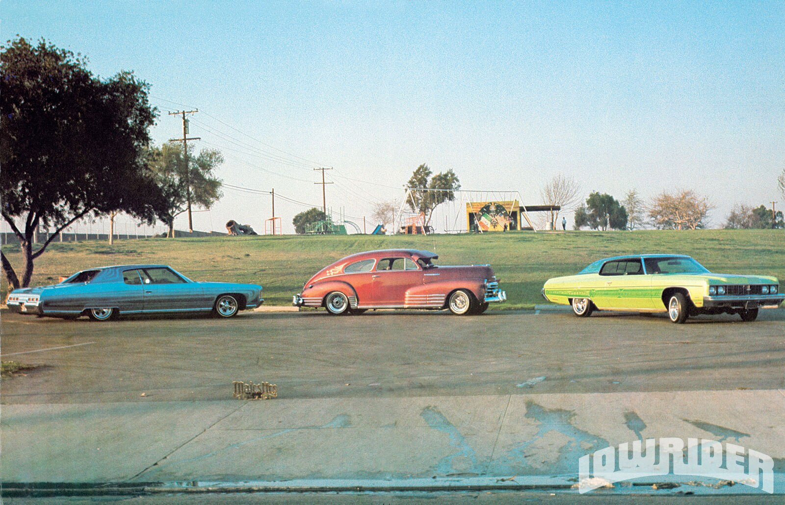 <center>They were called Lowrider Happenings! back then.</center>