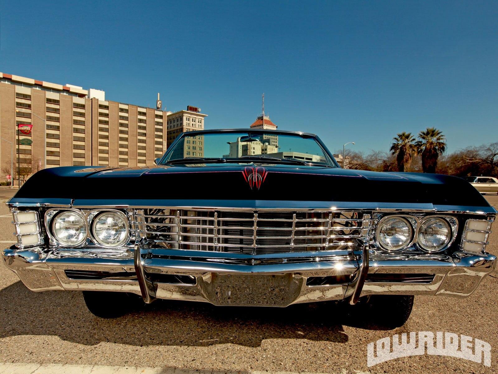 1967 chevrolet impala convertible - lowrider magazine