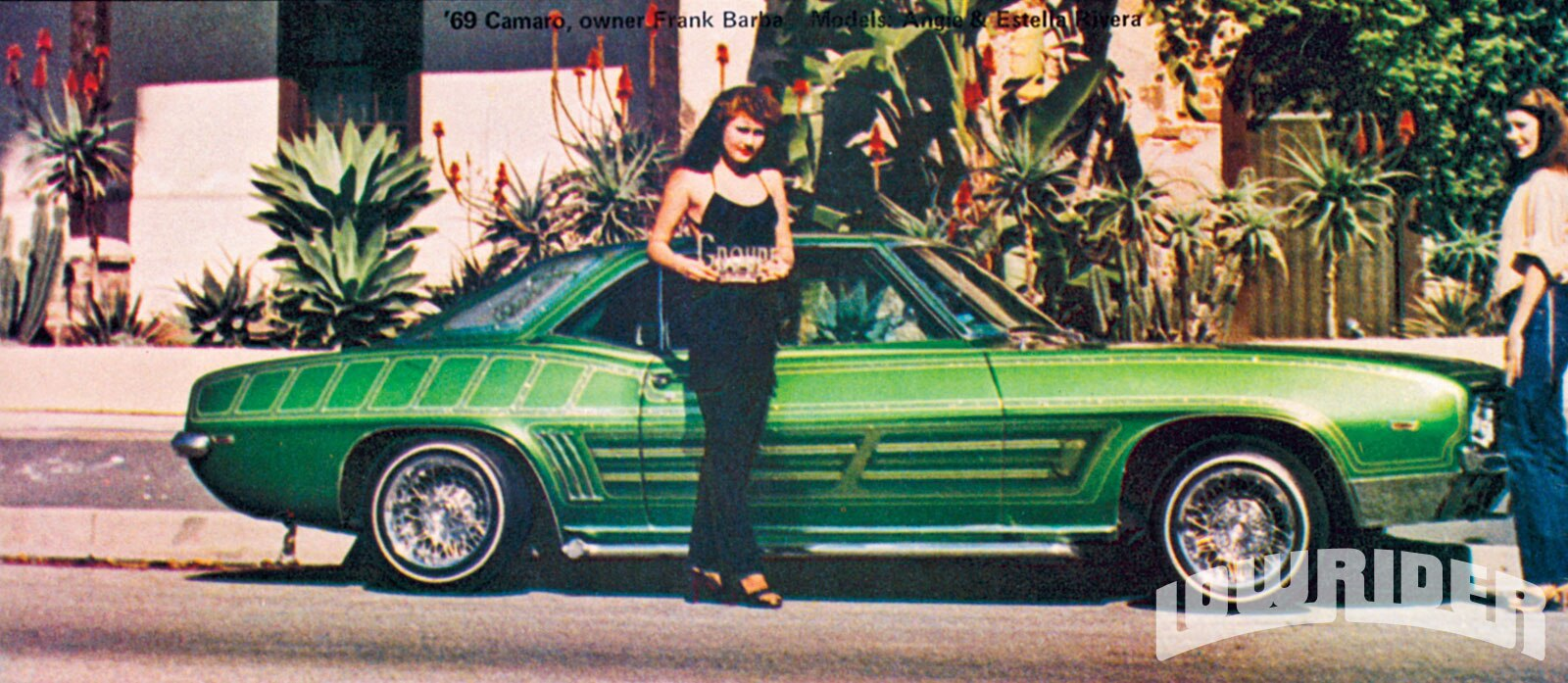 <center>Dazed and Confused Camaro</center>