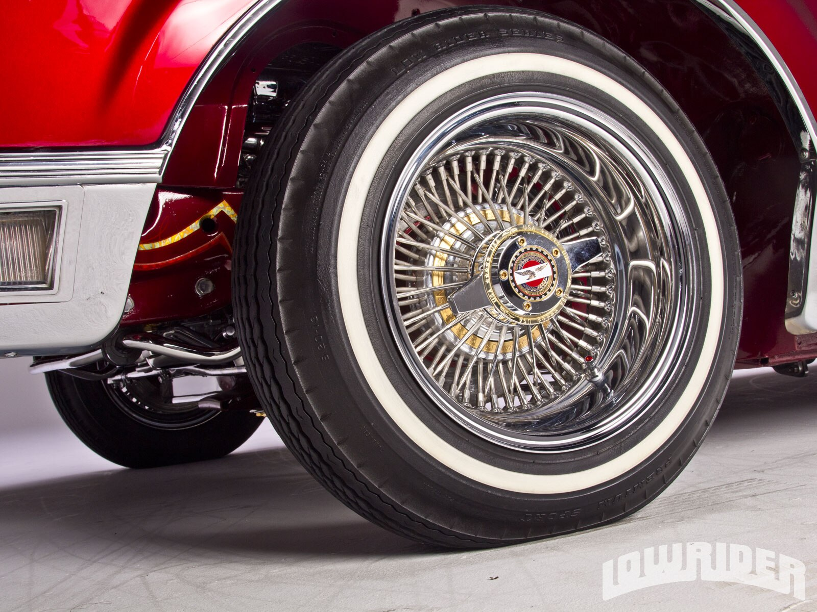 Lowrider Rims And Tires >> 1981 Lincoln Mark VI - Lowrider Magazine