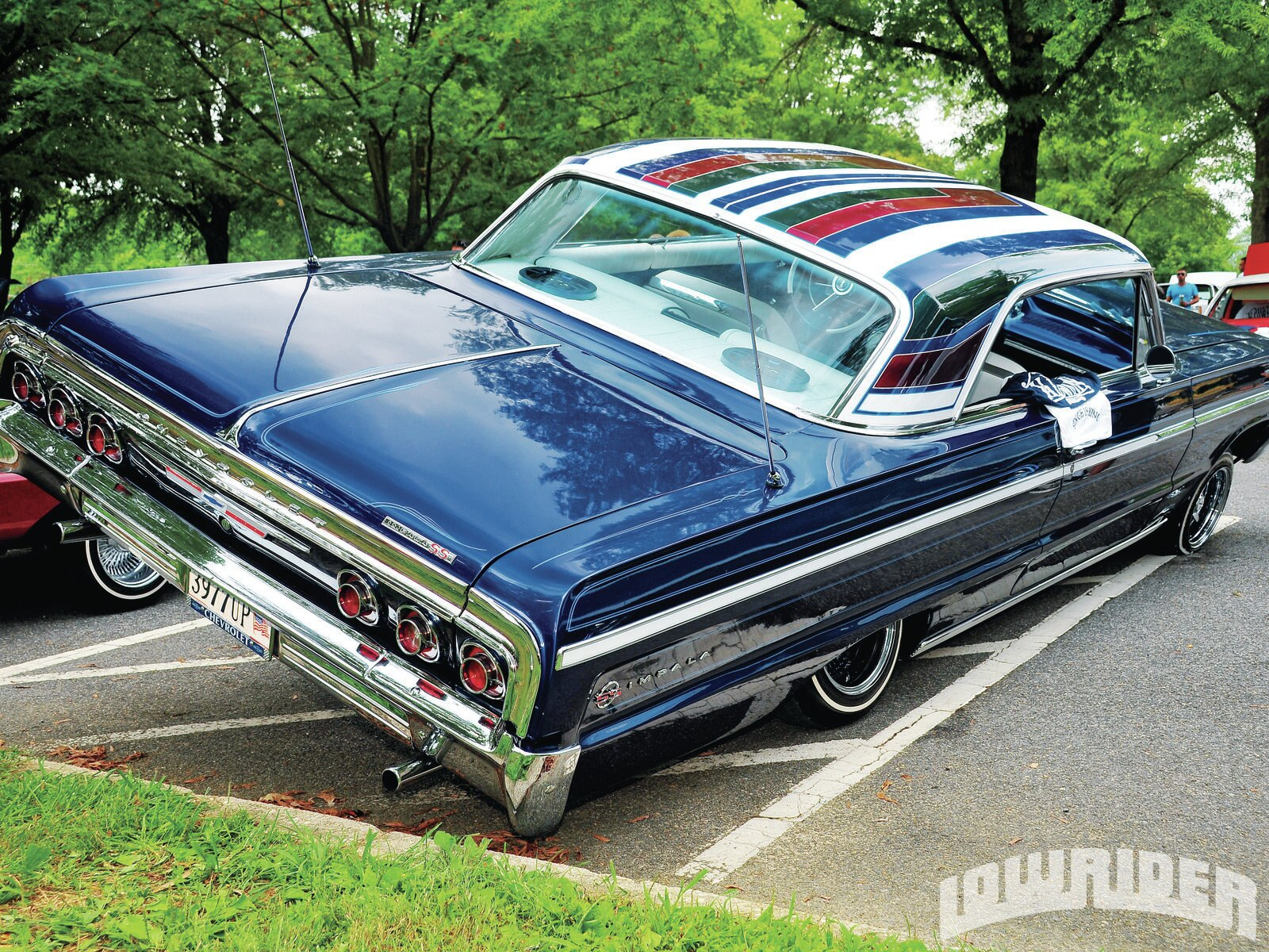 1202-lrmp-01-o-just-klownin-car-club-show-picnic-impala1