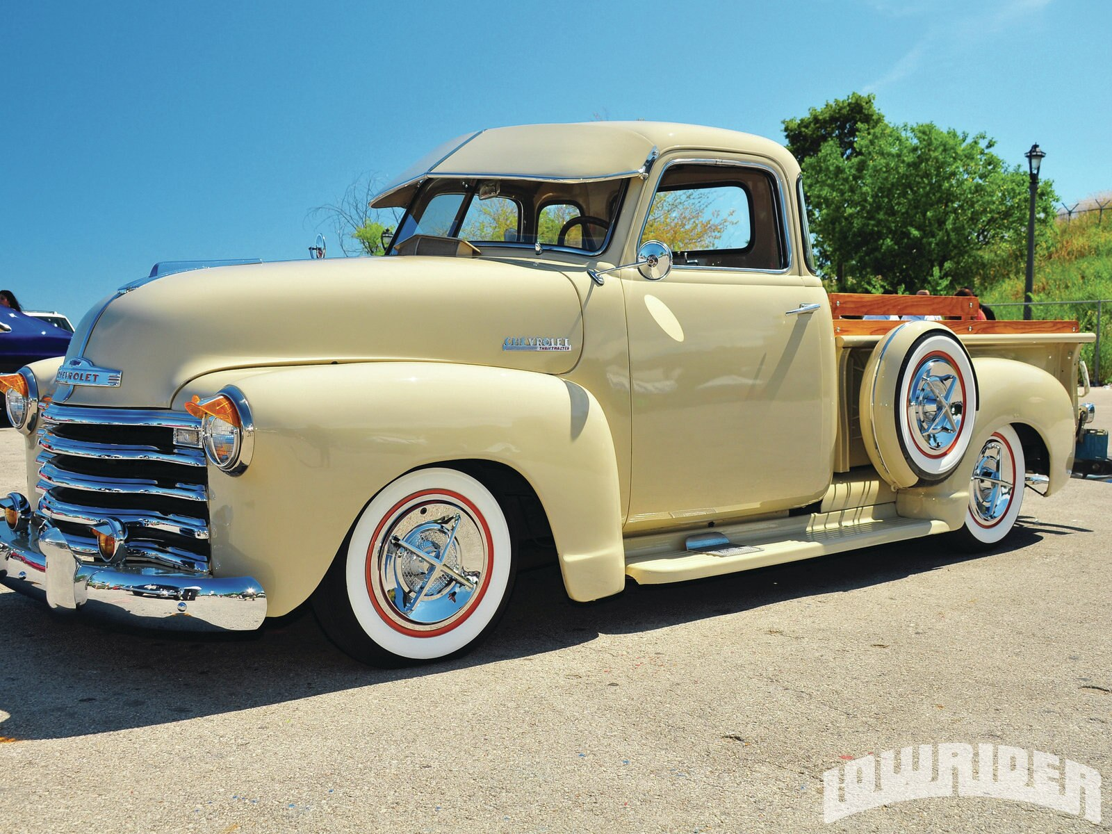 Old Chevy Truck >> Mexican Fiesta 2011 - Lowrider Happening - Lowrider Magazine